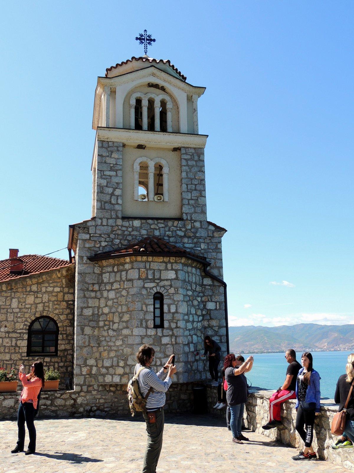 Kloster Naum am Ohrid-See