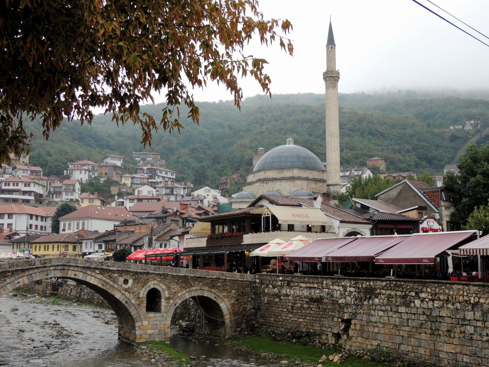 Prizren im Kosovo