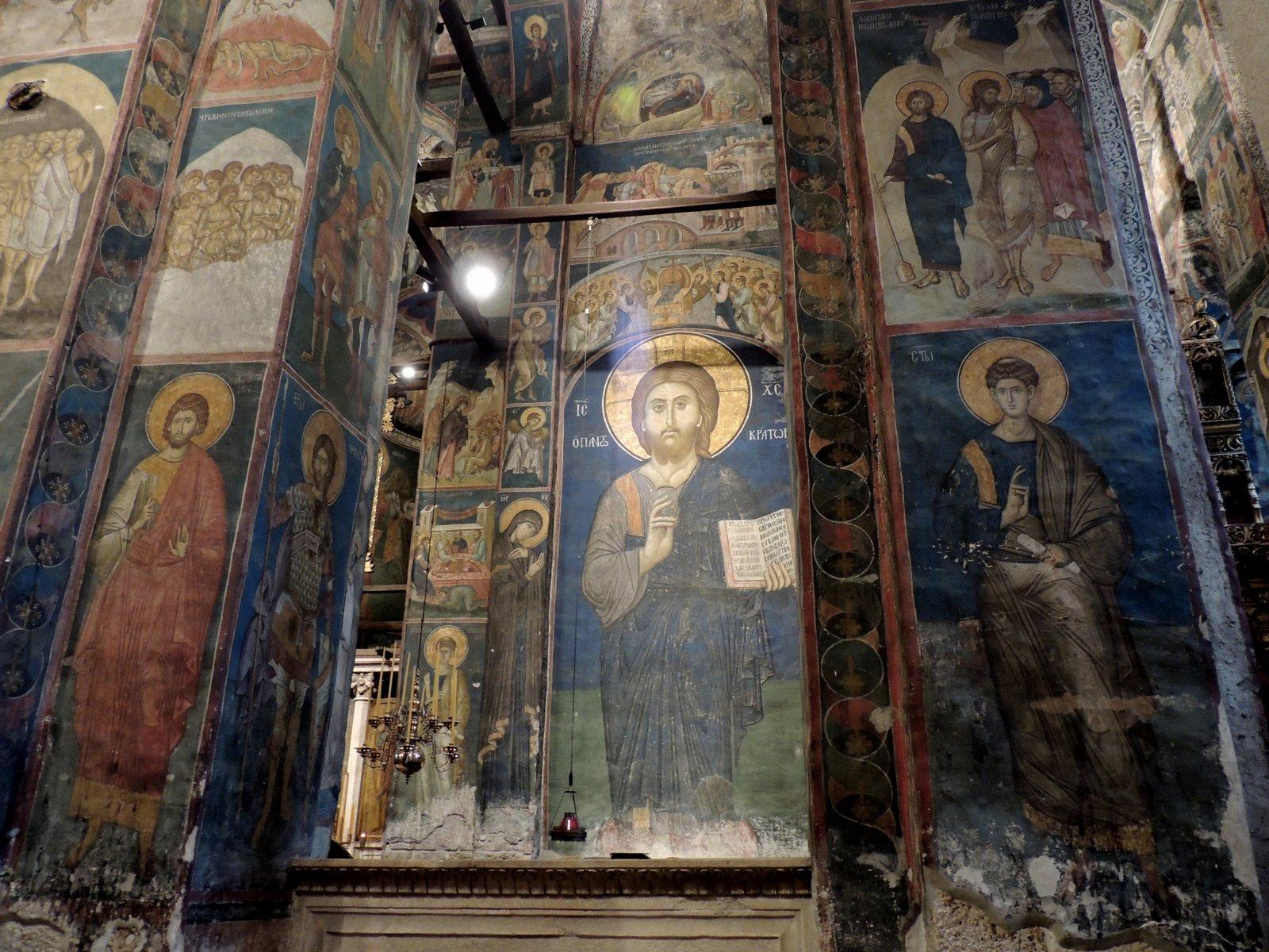 Kloster Decan, Kosovo