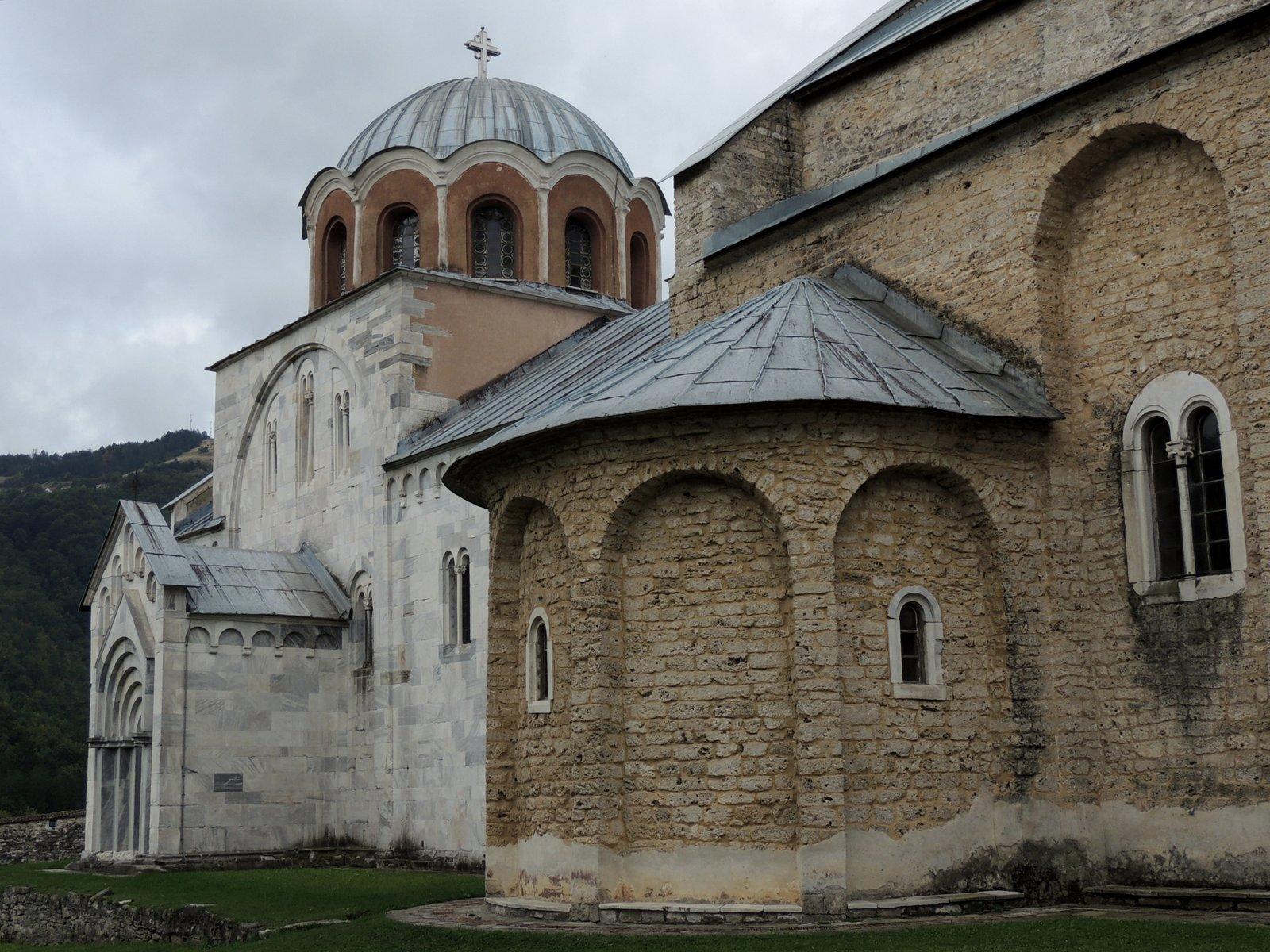 Kloster Studenica - Serbien