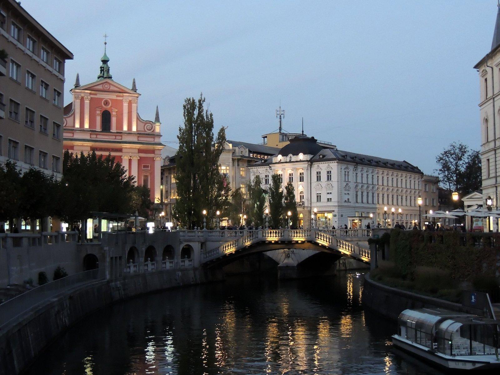 Die Drei Brücken - Ljubljana