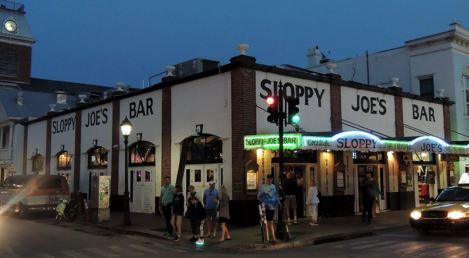 Sloppy Joe`s Bar Key West