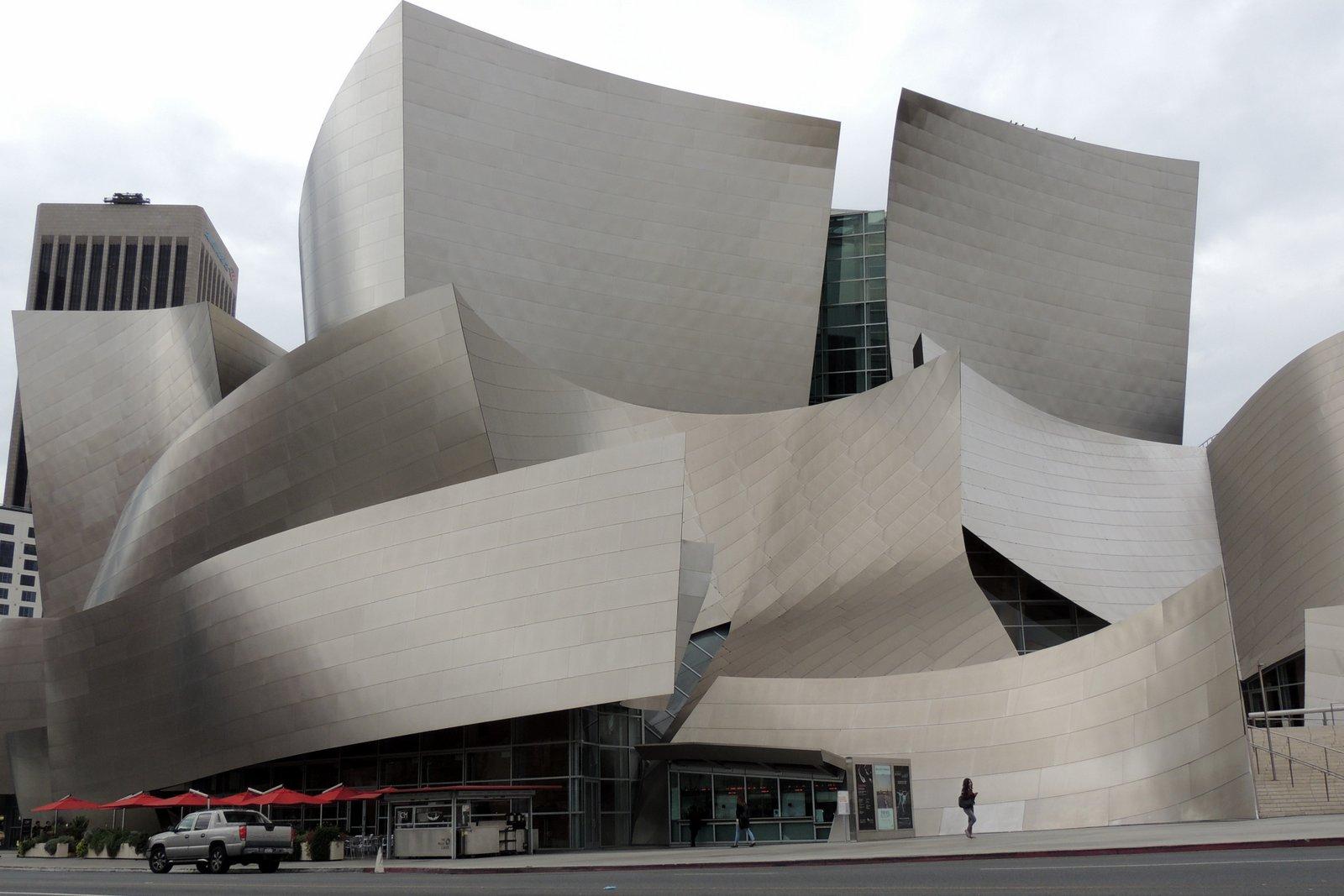 Walt Disney Concert Hall - Südkalifornien