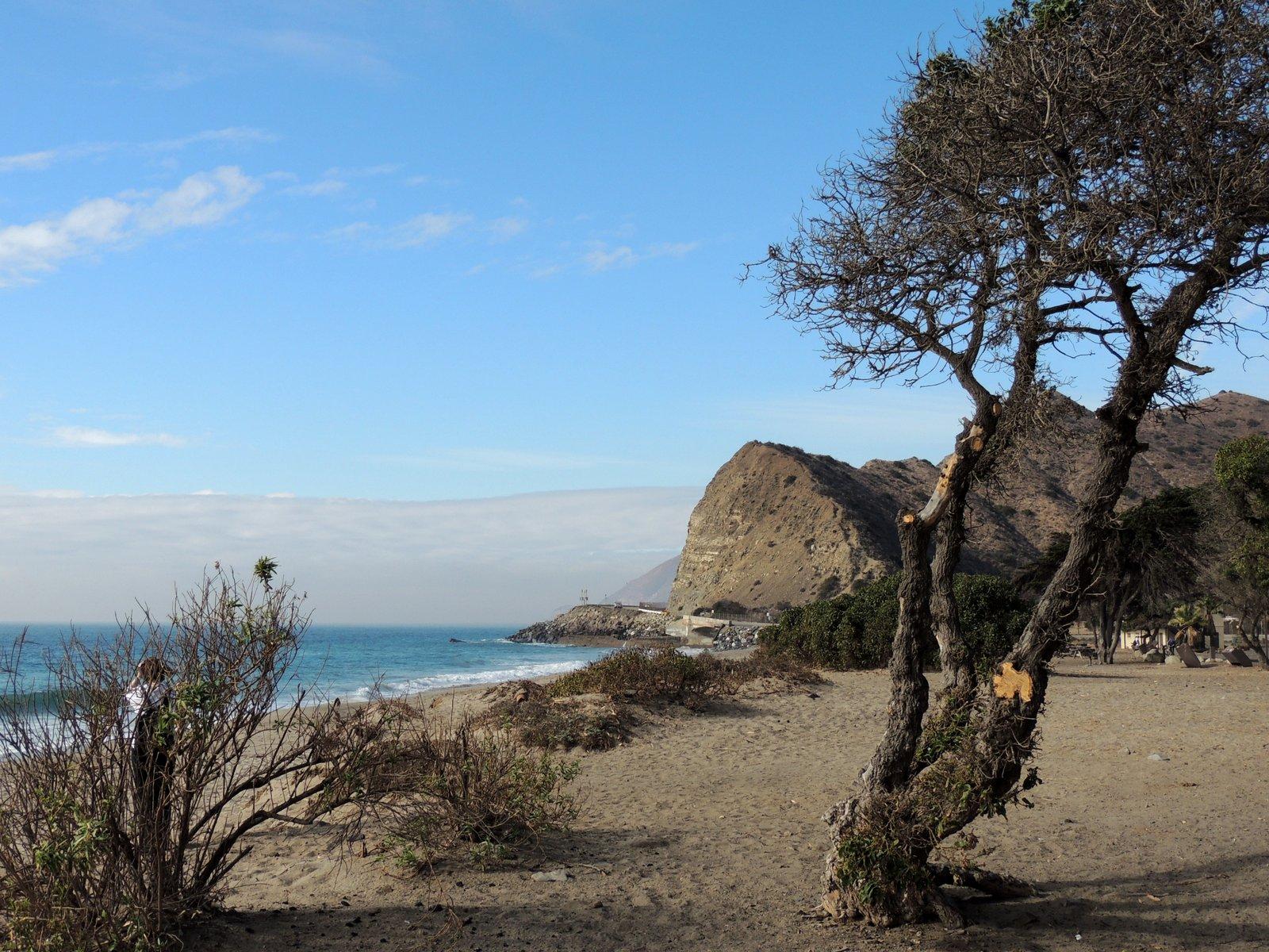 Point Mugu State Park - Südkalifornien