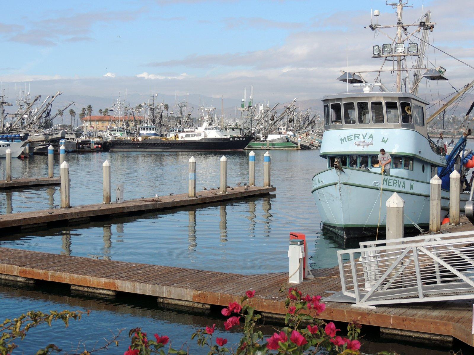 Hafen von Ventura - Südkalifornien