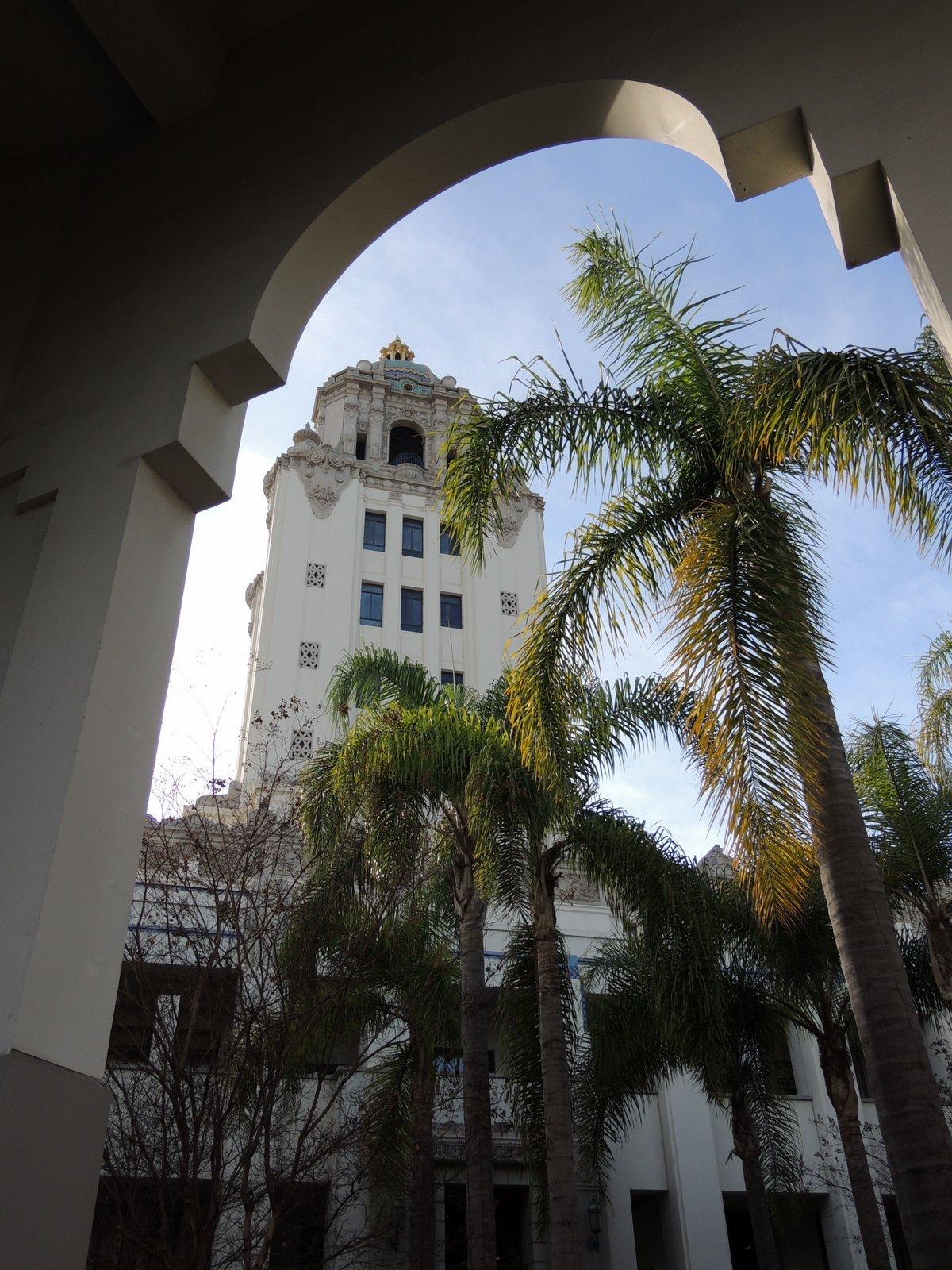 Rathaus von Beverly Hills - Südkalifornien