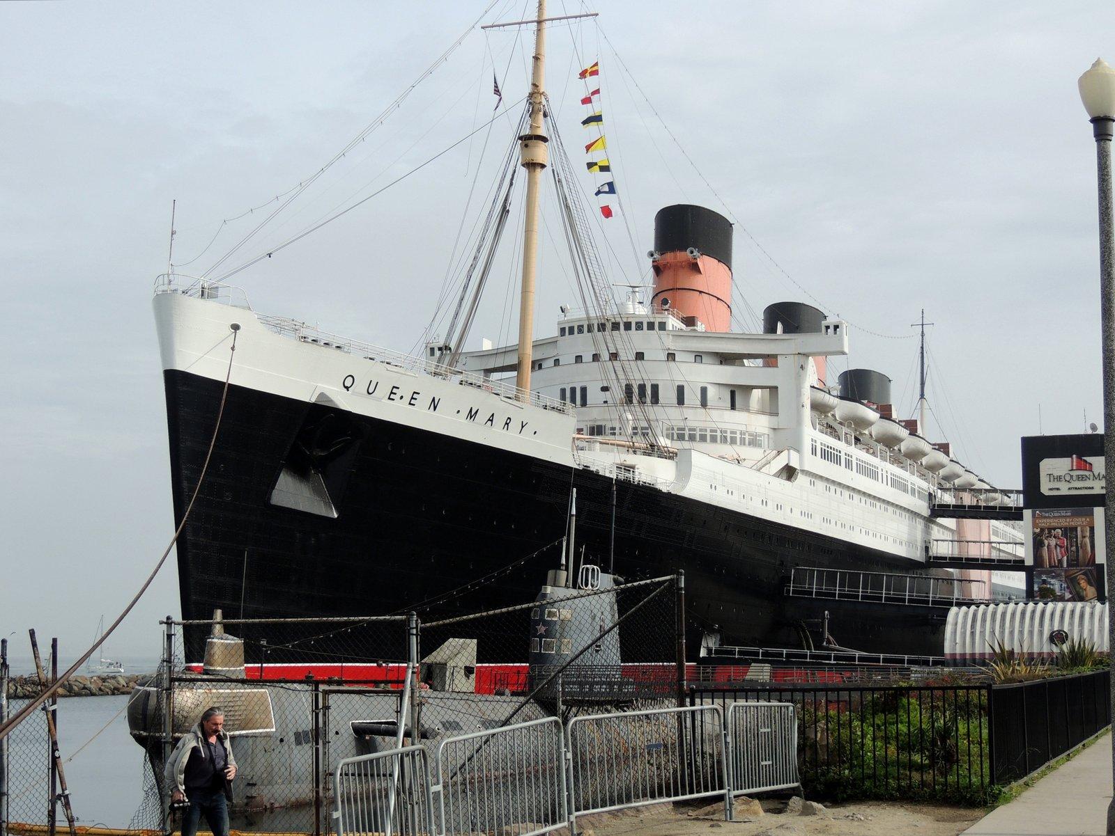 Queen Mary - Longbeach - Südkalifornien