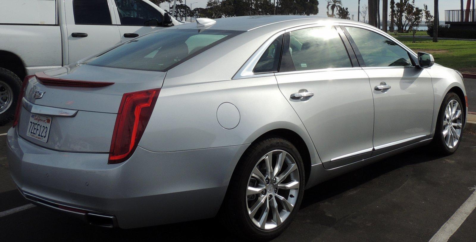 Cadillac ATS von National