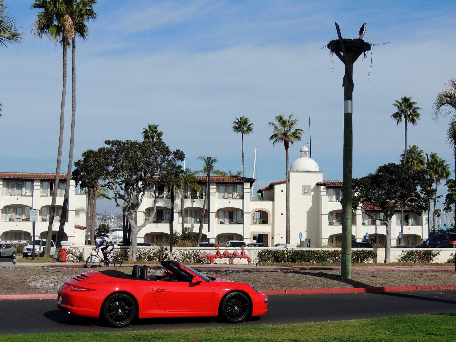 Hotel Kona Kai - San Diego - Südkalifornien