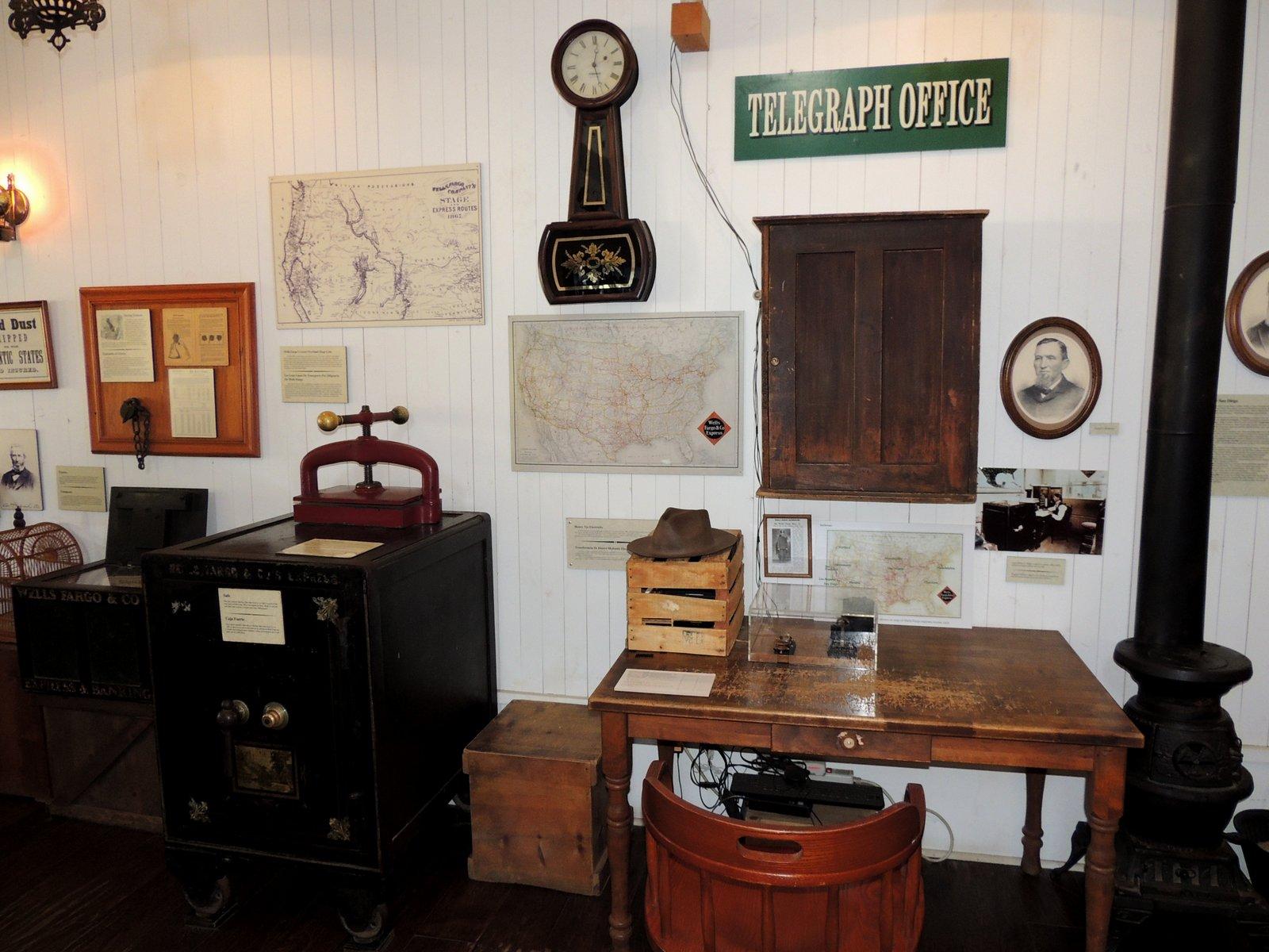 Wells Fargo Office in Old Town San Diego