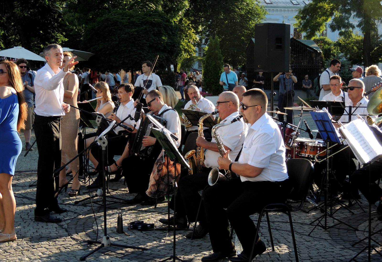 Big Band in Podil