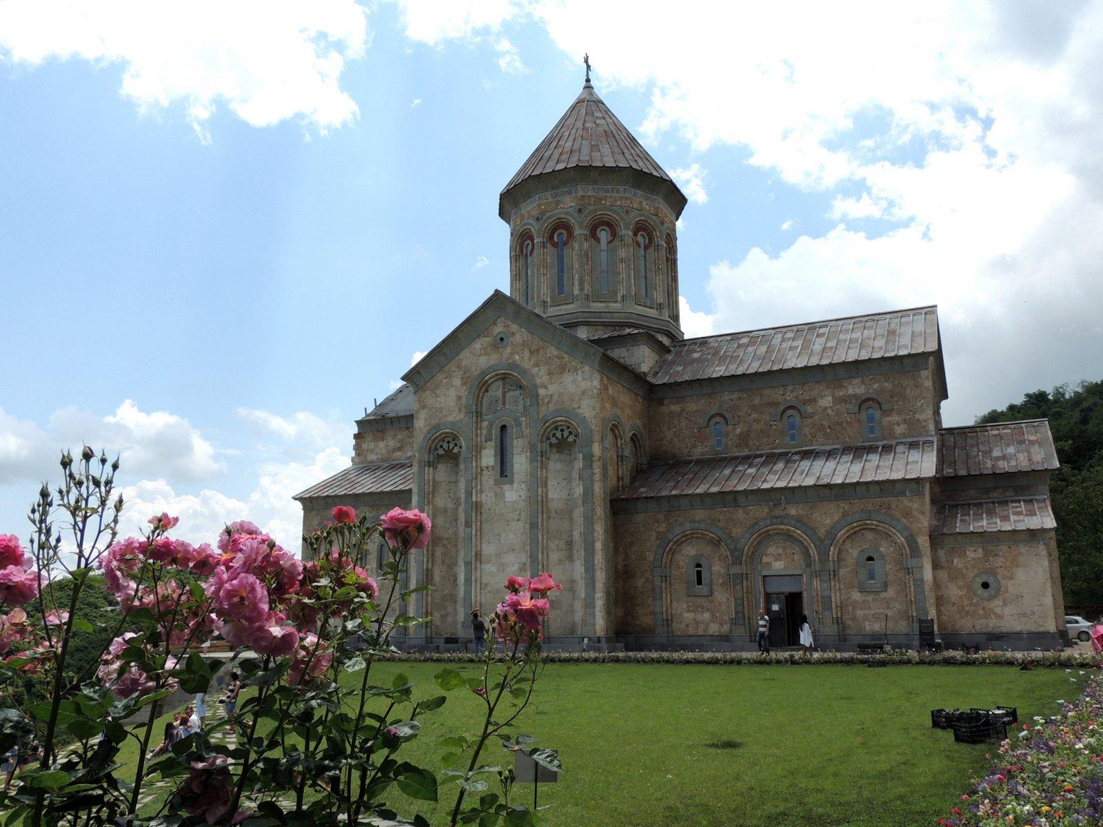 Kloster Bodbe - Georgien