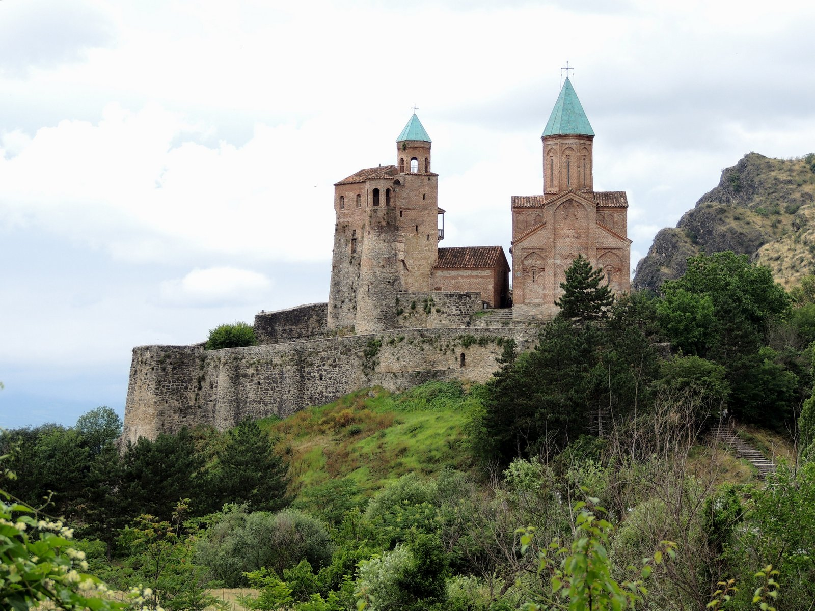 Festung Gremi - Georgien