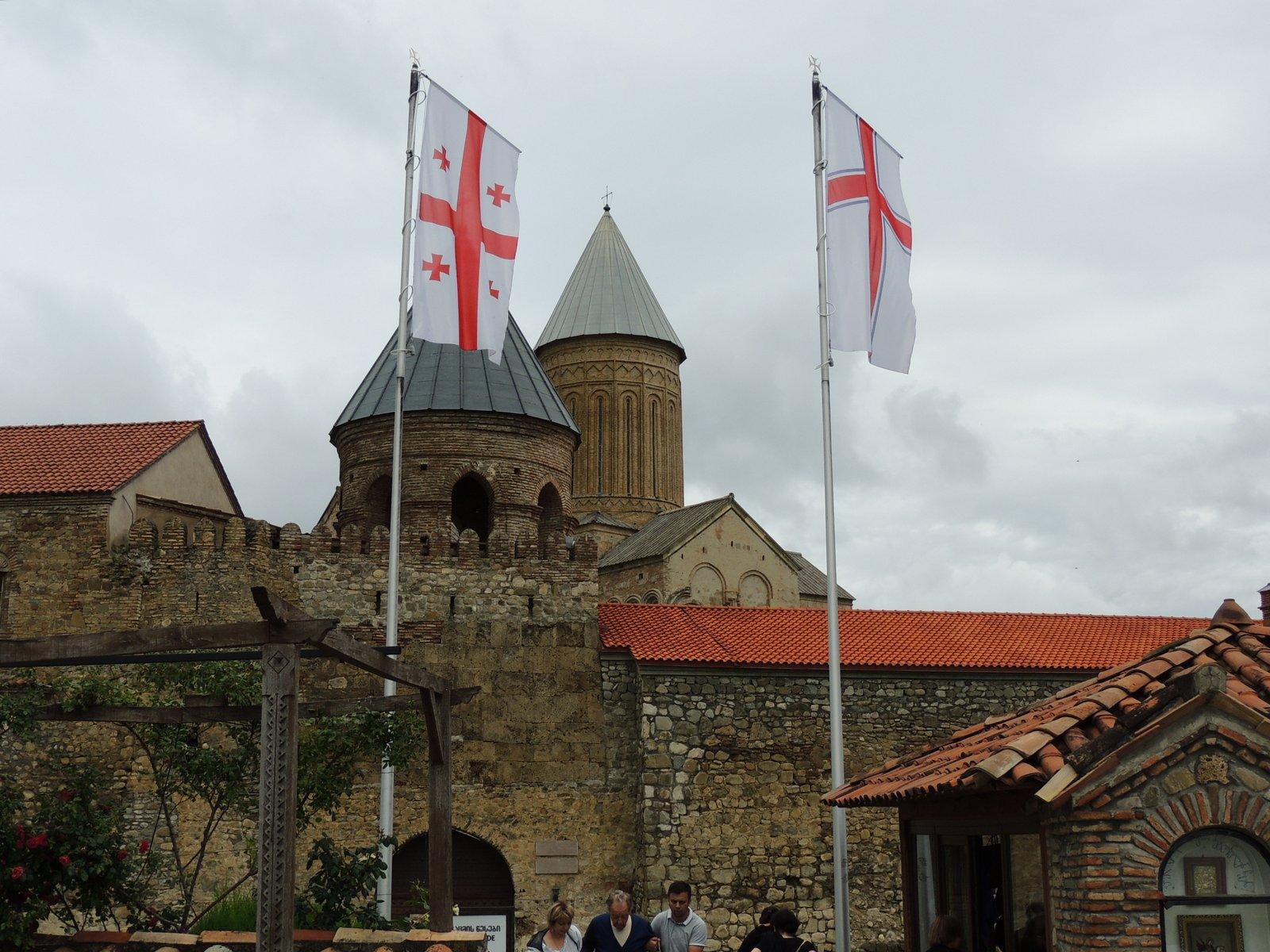 Kloster Alawerdi - Georgien