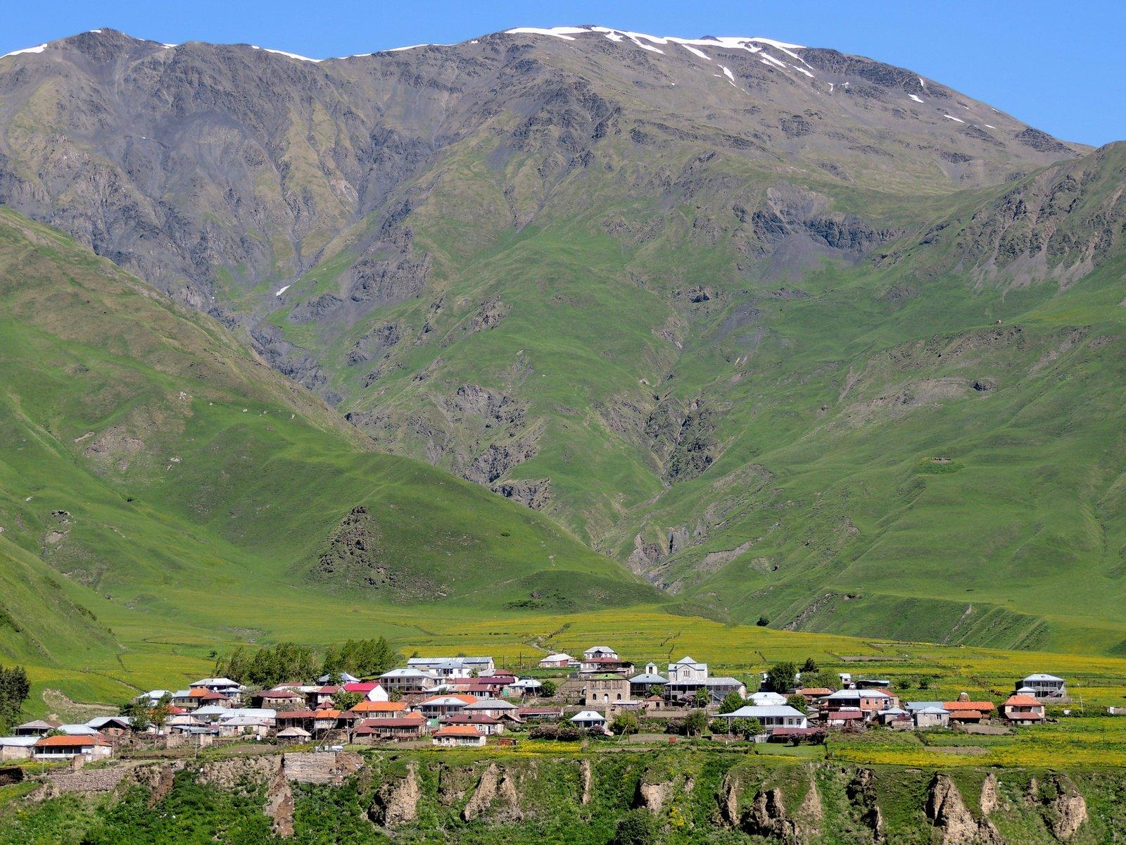 Im Kaukasus - Georgien