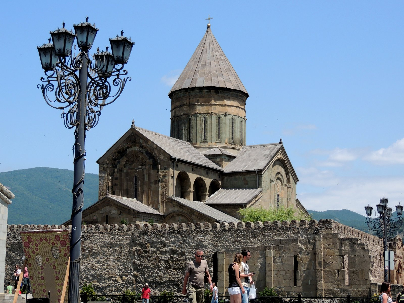 Sveti-Zwocheli Kathedrale - Mzcheta