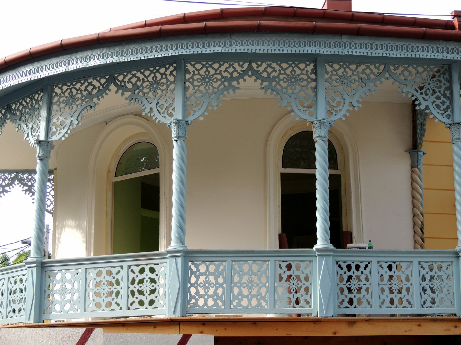 Haus in Tiflis