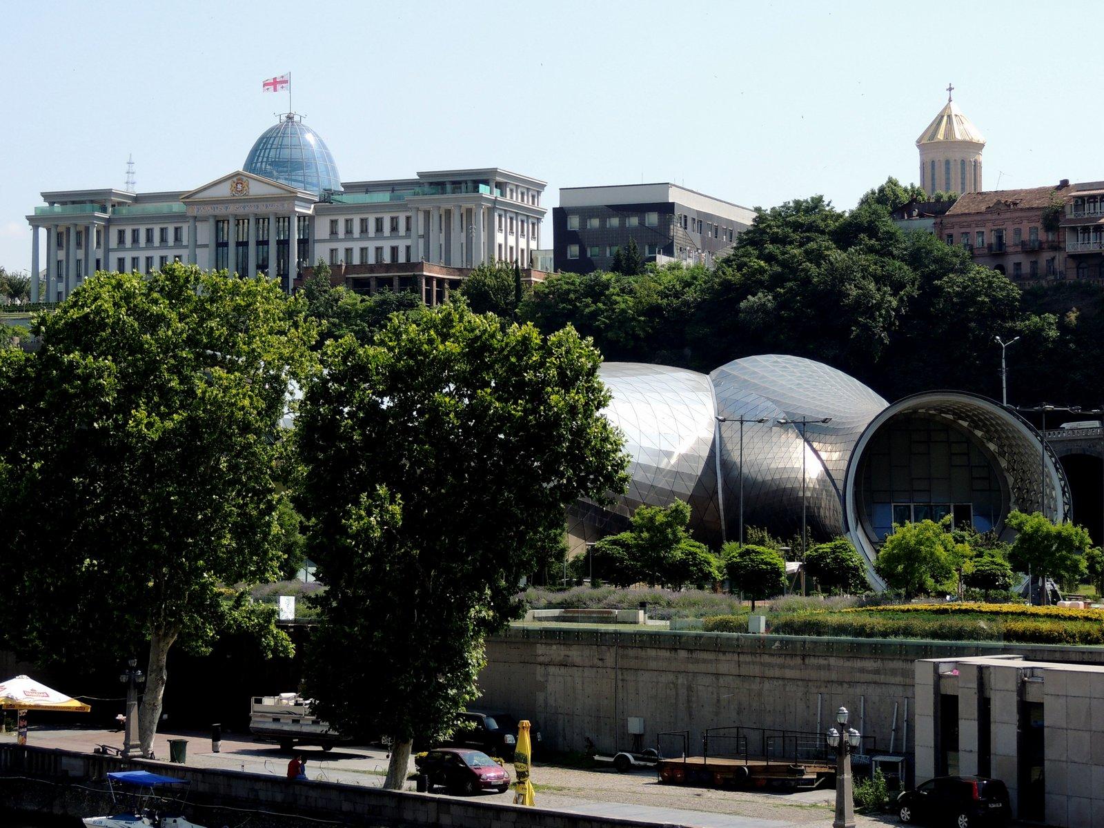 Präsidentenpalast in Tiflis