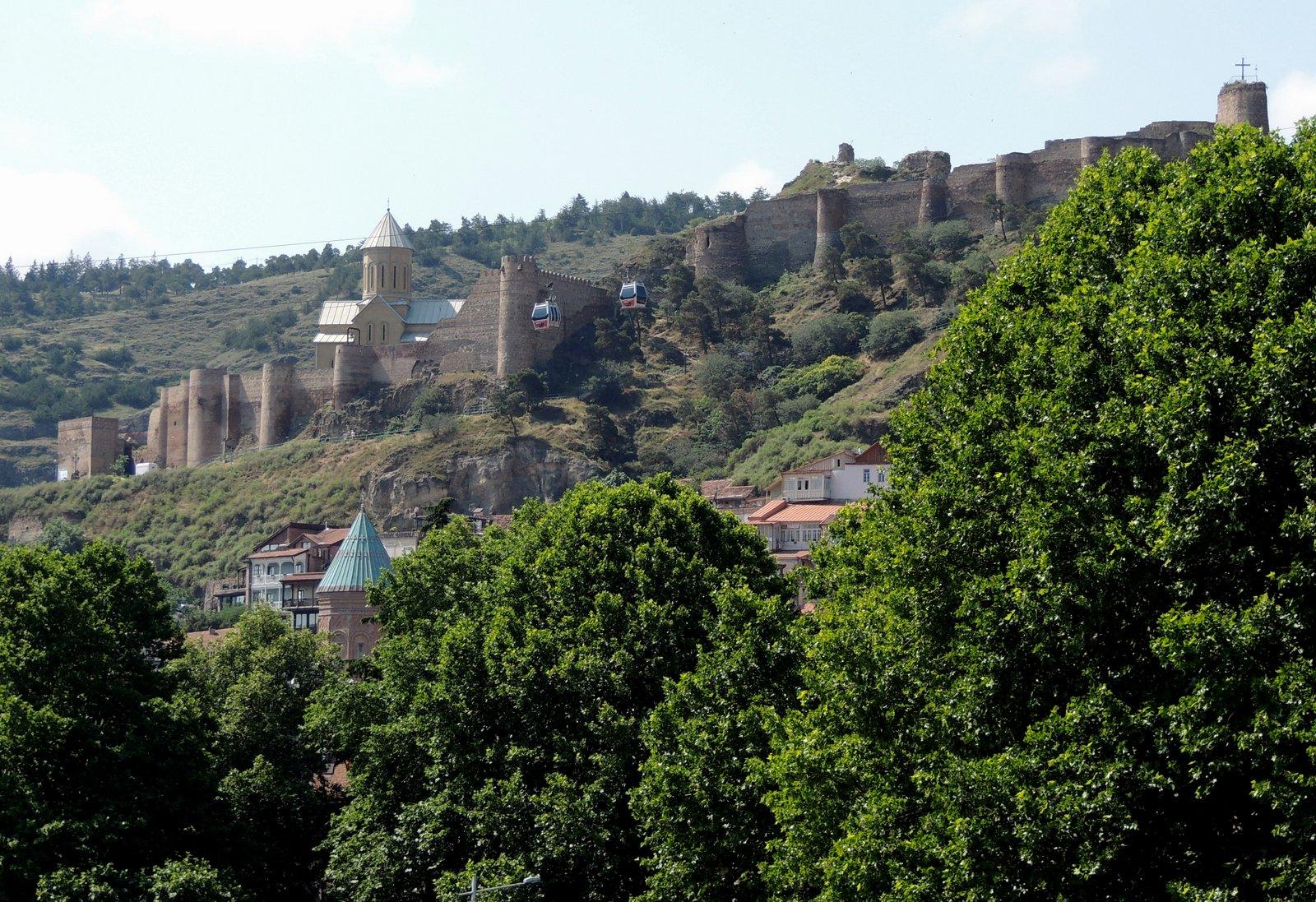 Narikala-Festung Tiflis