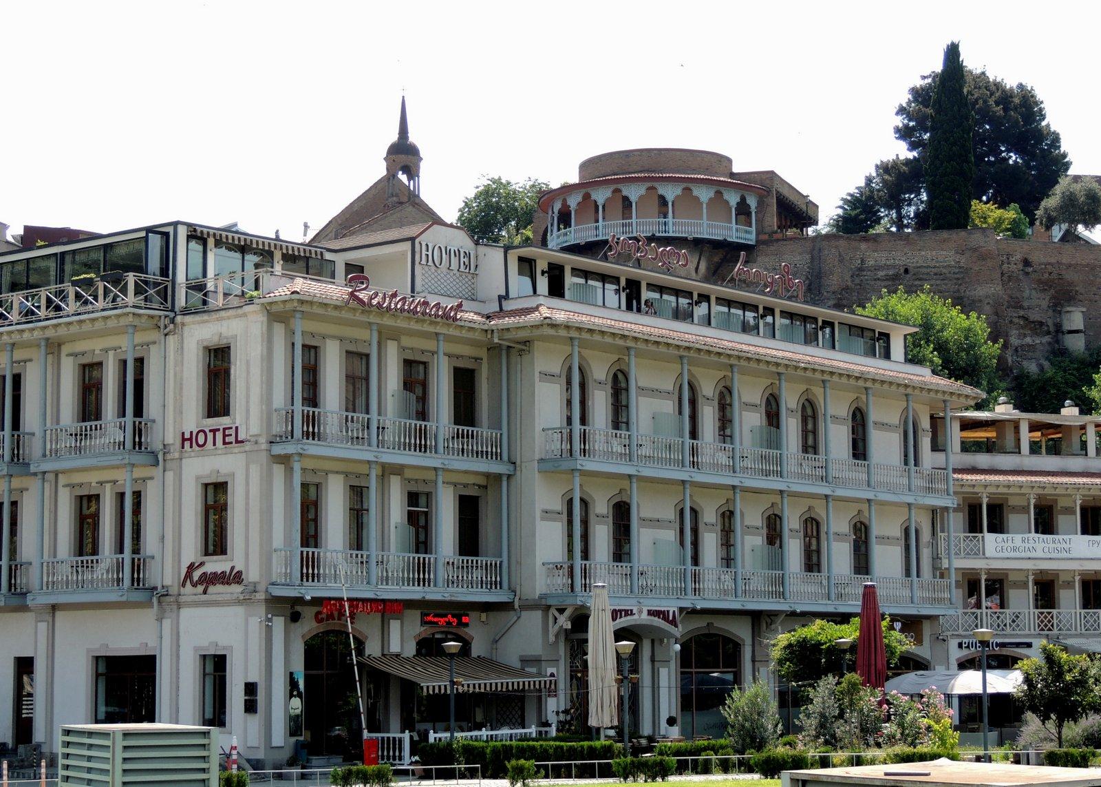 Hotel Kopala Tiflis