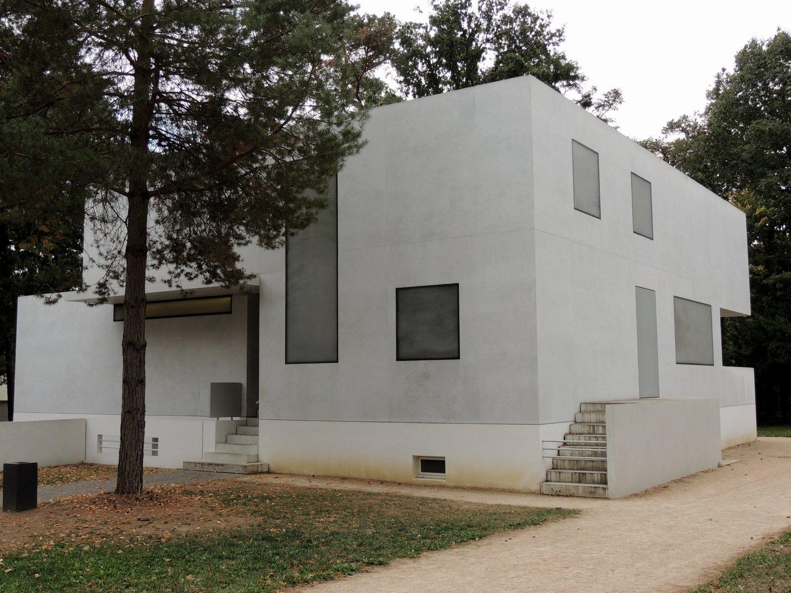 Bauhaus Die neuen Meisterhäuser Dessau