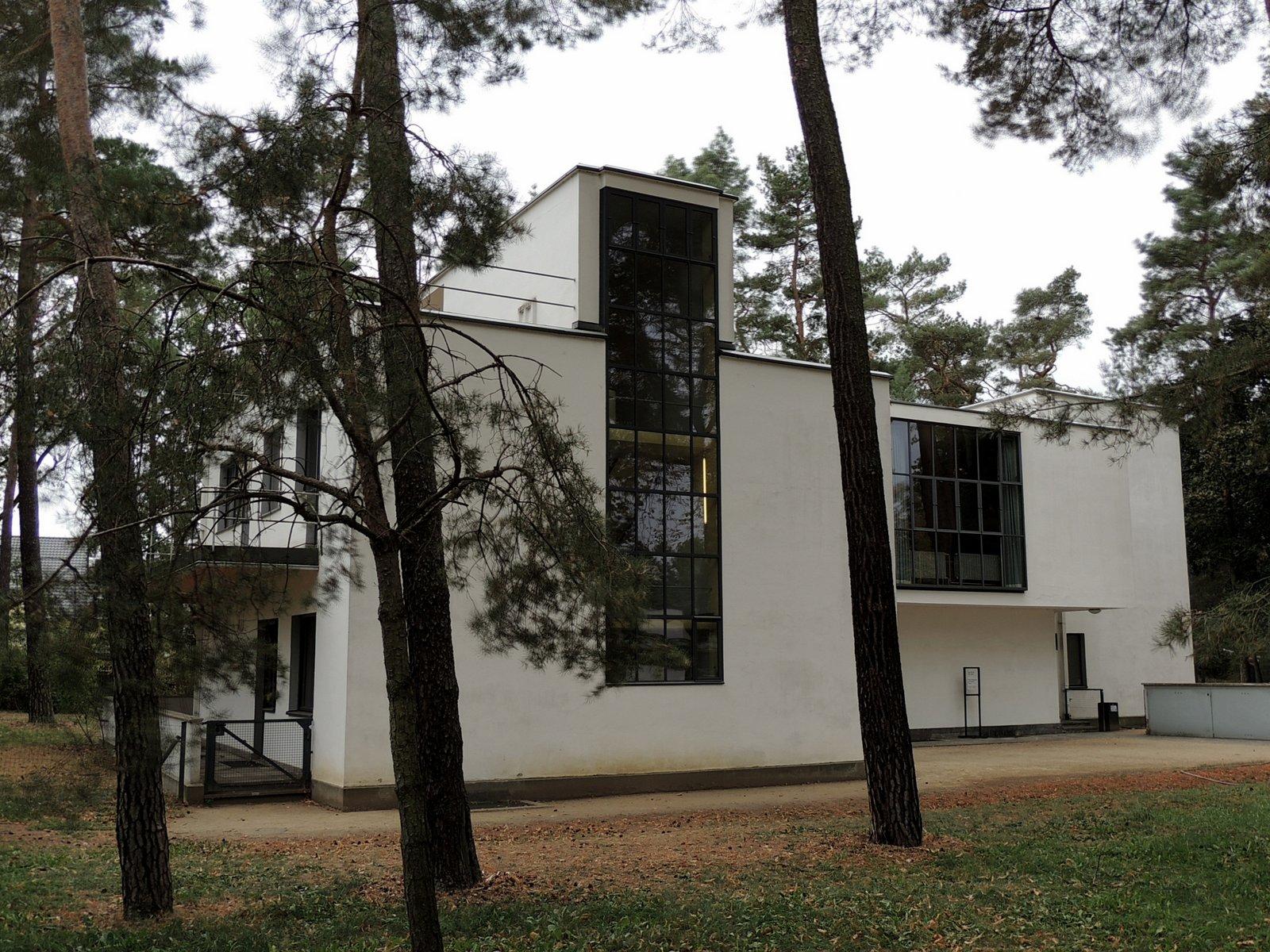 Bauhaus Meisterhäuser Dessau