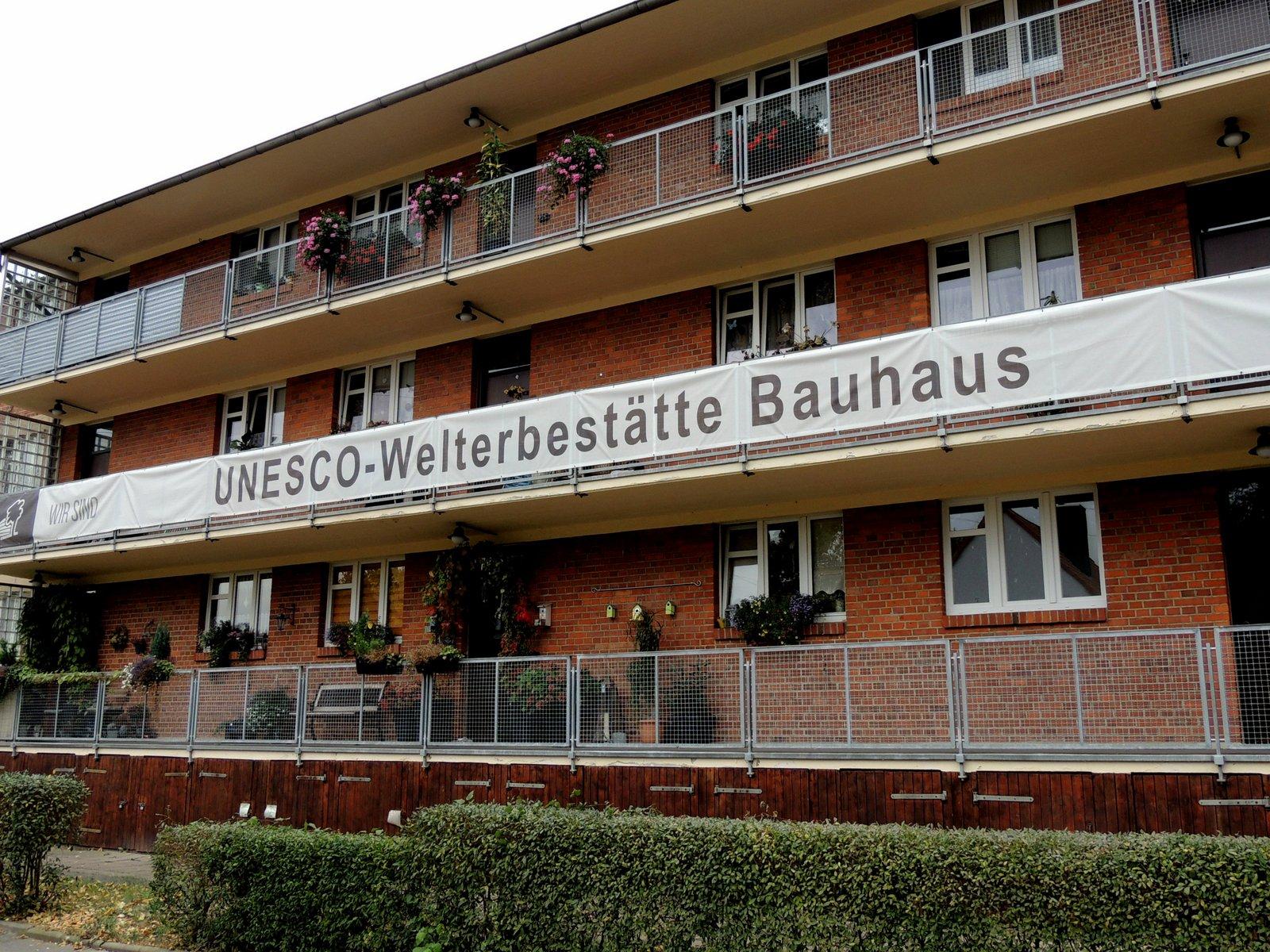 Bauhaus Laubenganghäuser Dessau-Törten