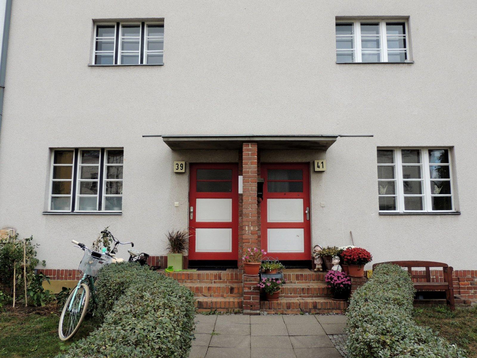 Großsiedlung Britz Berlin