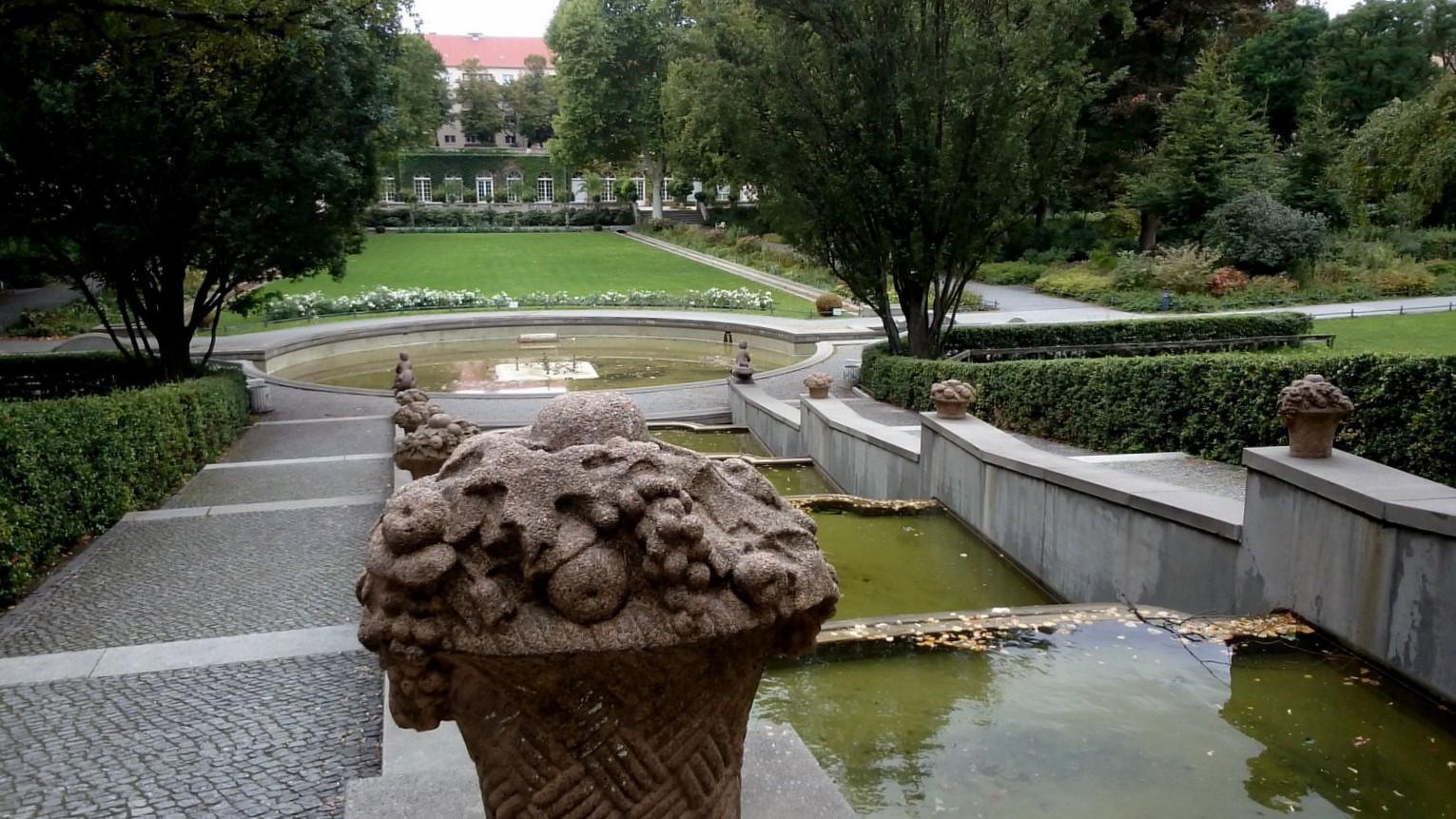 Körnerpark in Neukölln