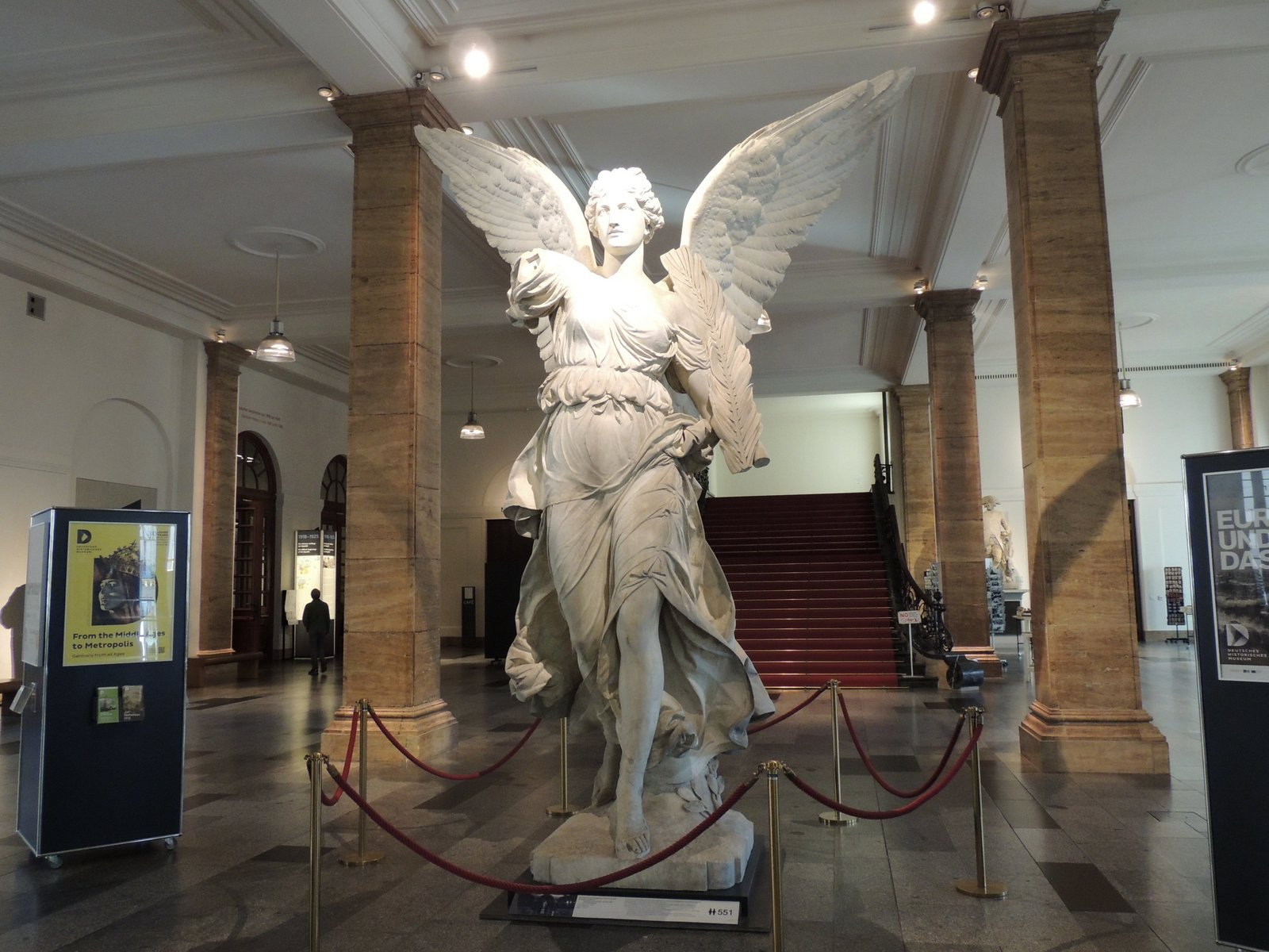 Das Deutsche Historische Museum Berlin