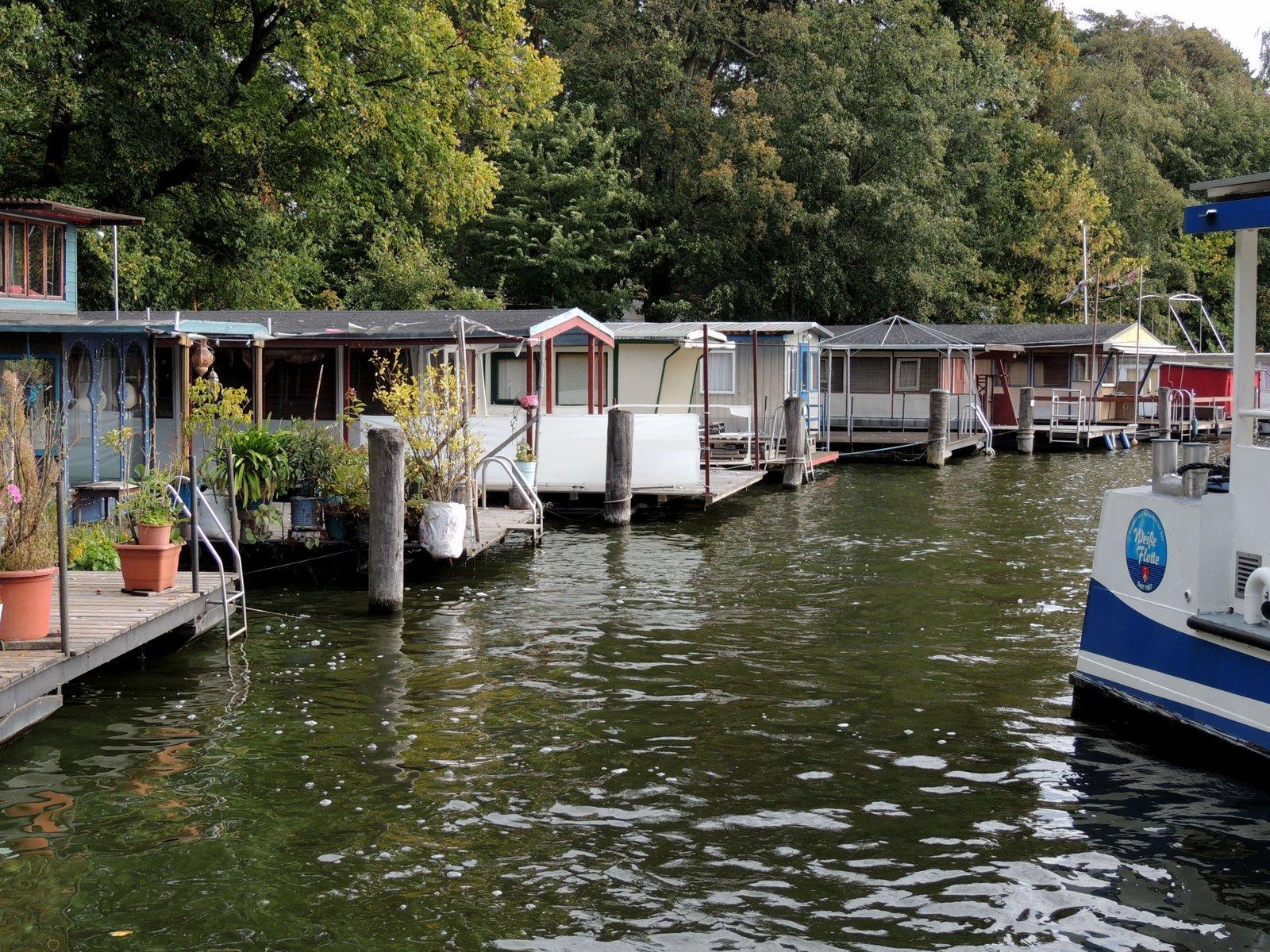 Anleger Krampenburg - Berlin