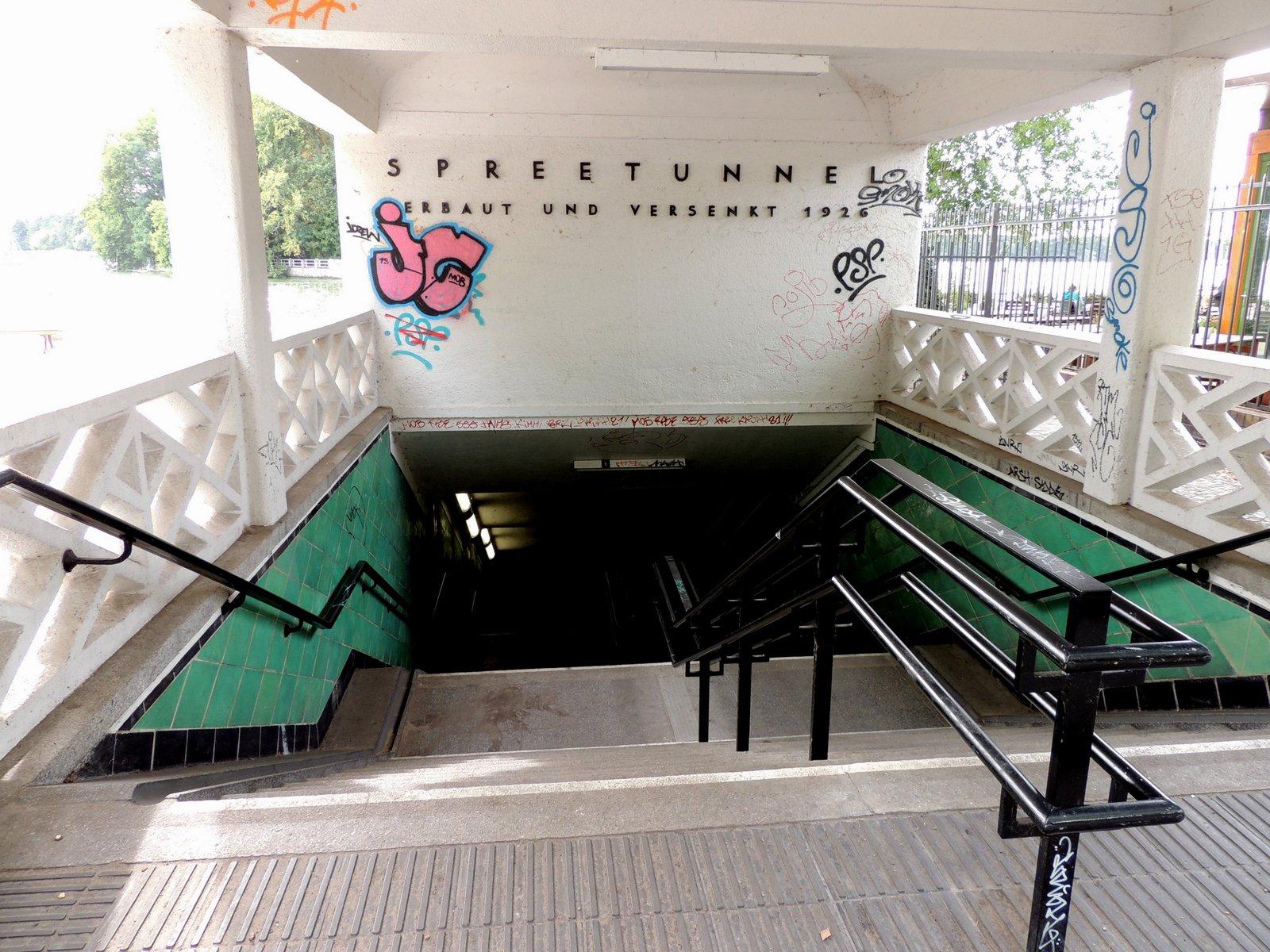 Spreetunnel Berlin