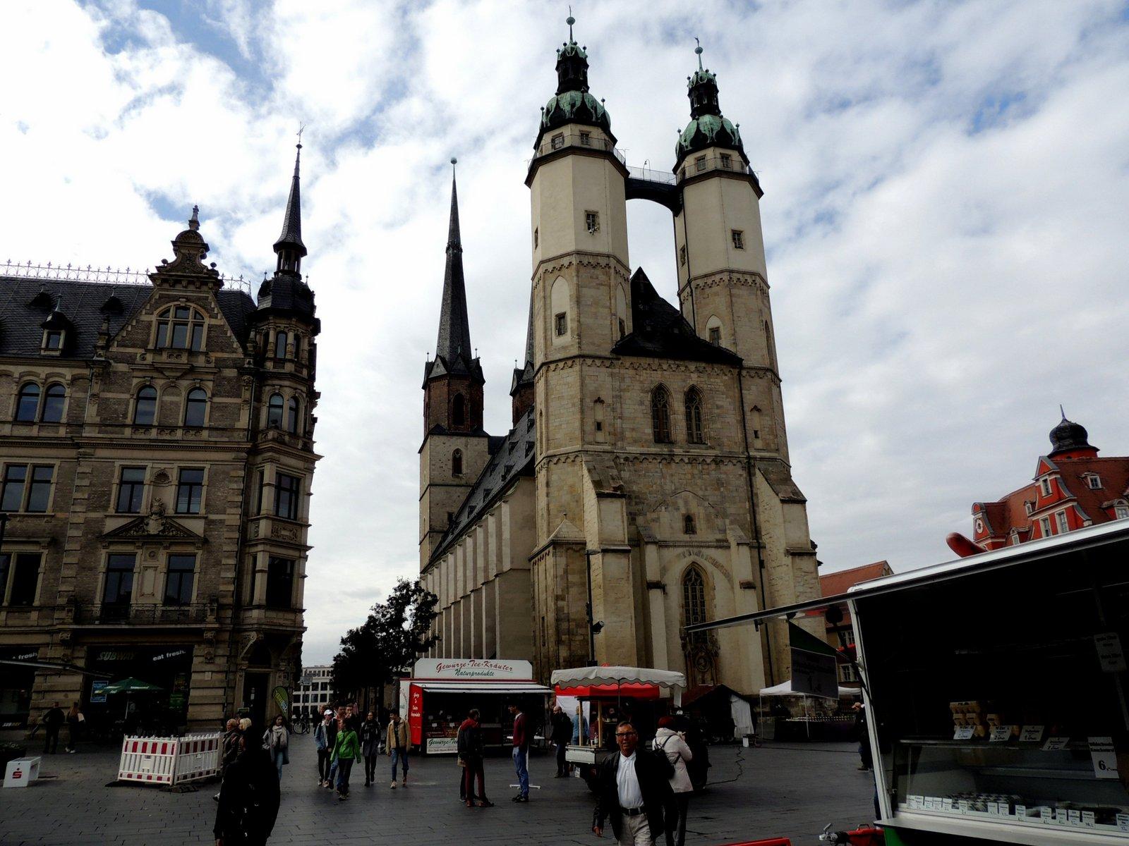 Marktkirche Halle an der Saale