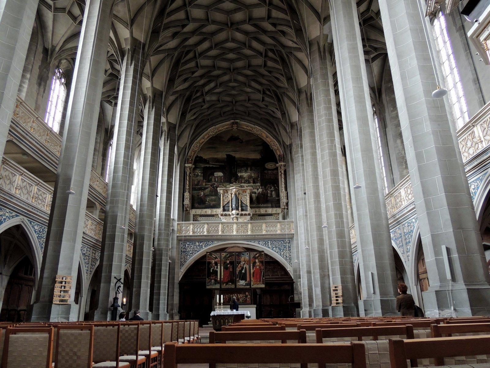 Marktkirche Halle an der Saale - Innenraum