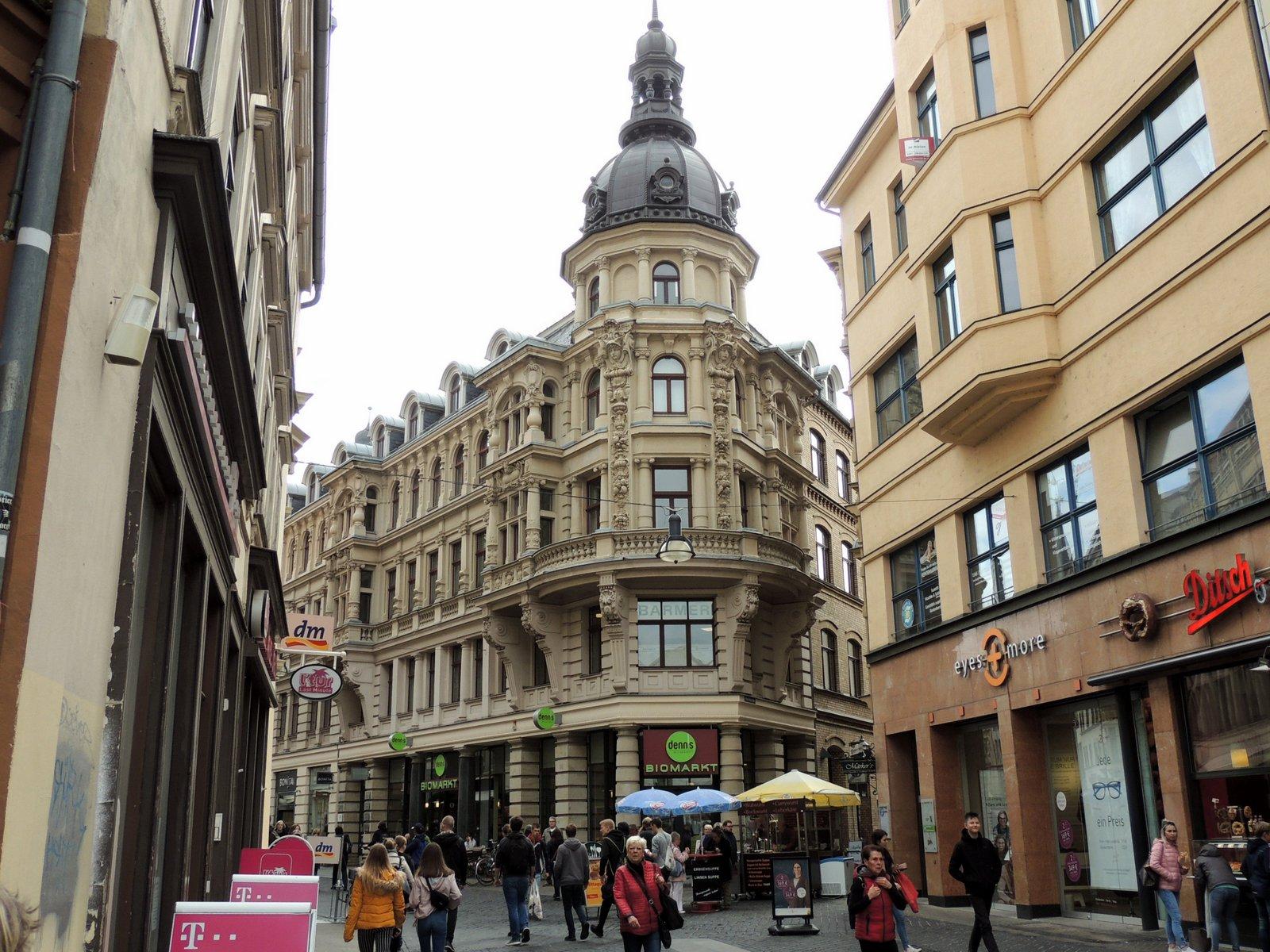 Leipziger Straße 100, Halle an der Saale
