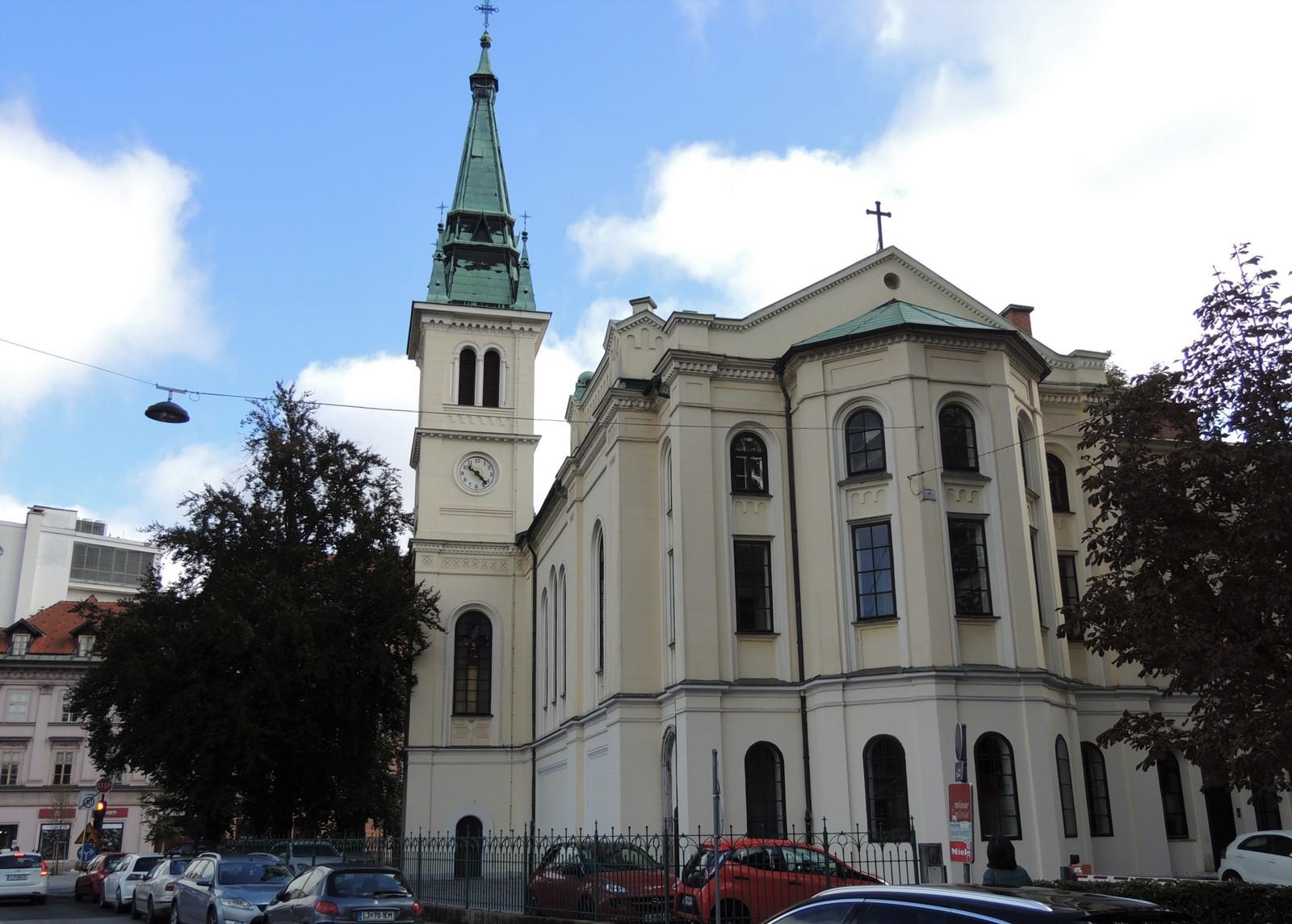 Christuskirche Ljubljana