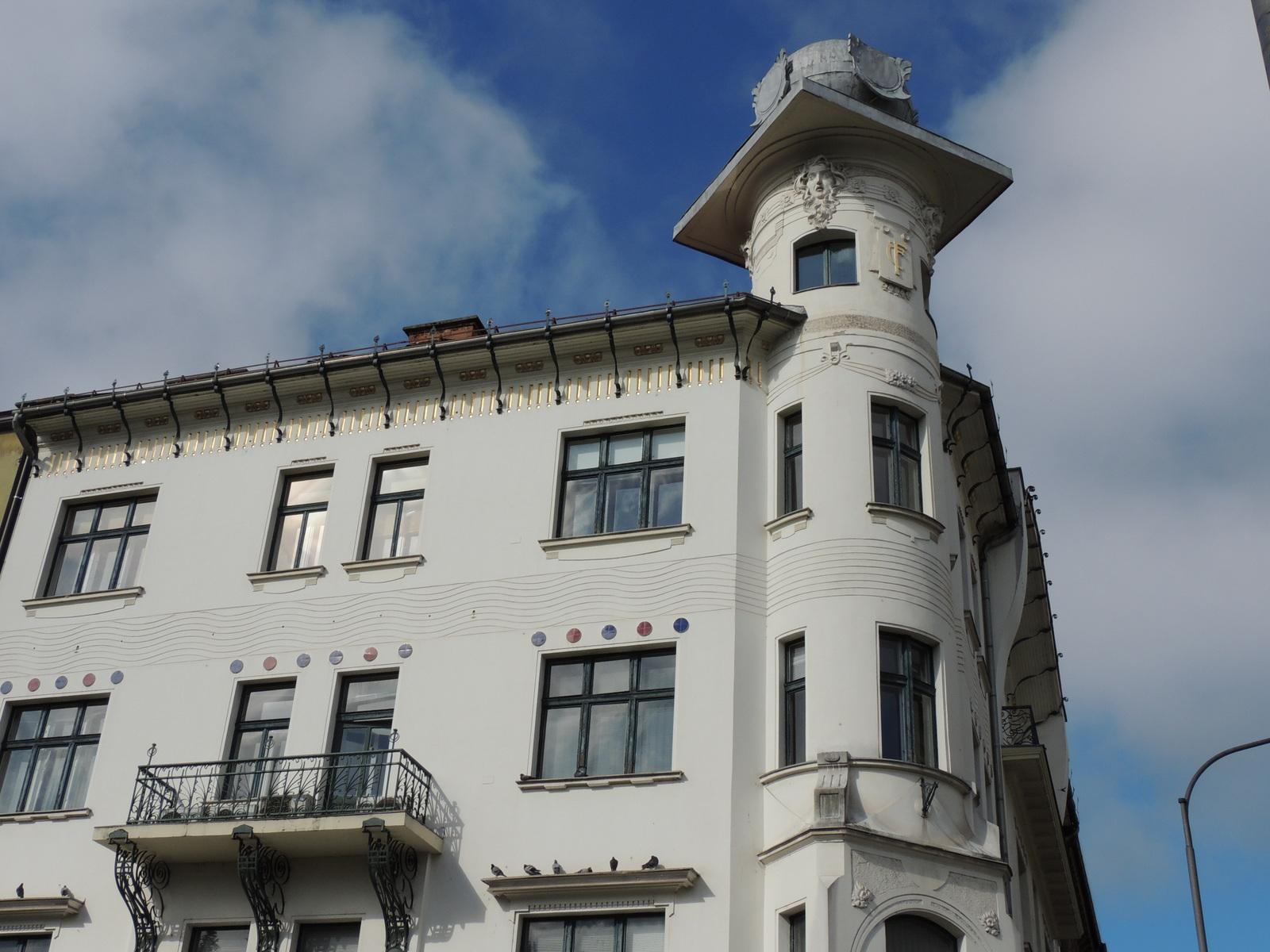 Ljubljana - Čuden-Haus