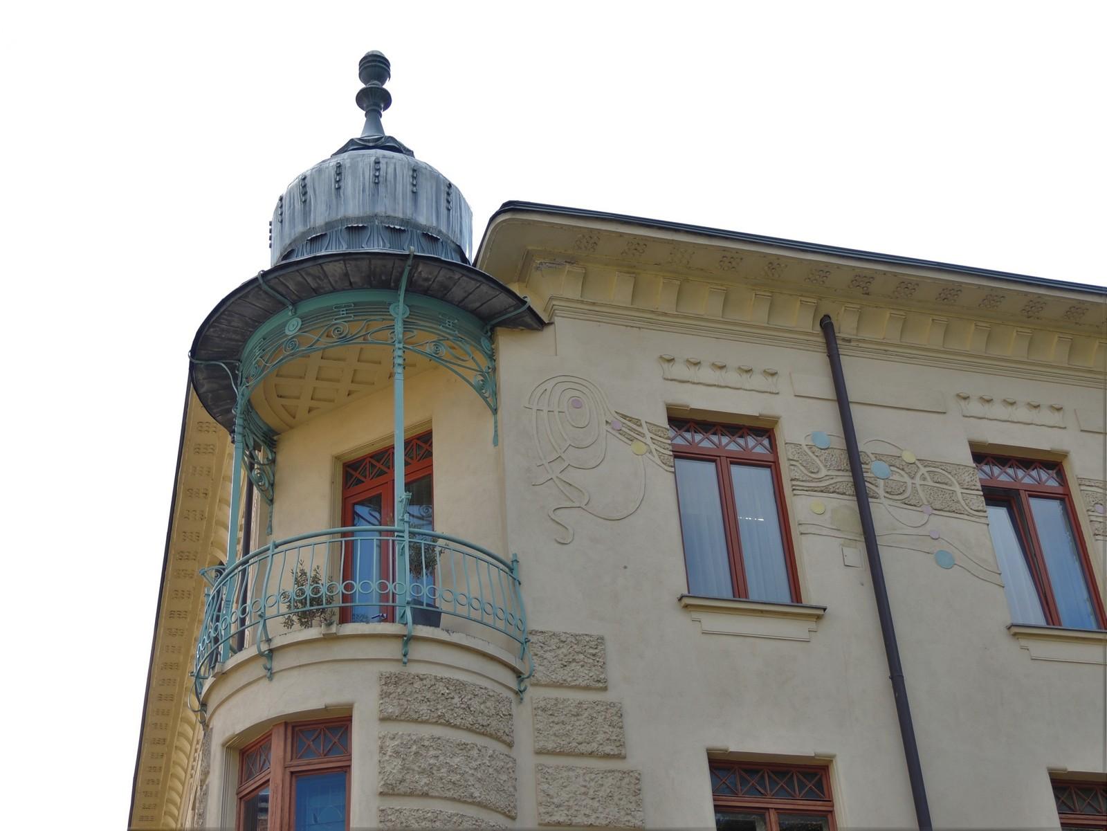 Ljubljana - Krisper Haus