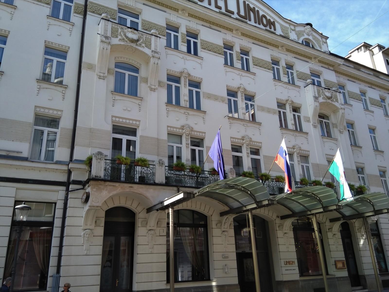 Ljubljana - Hotel Union