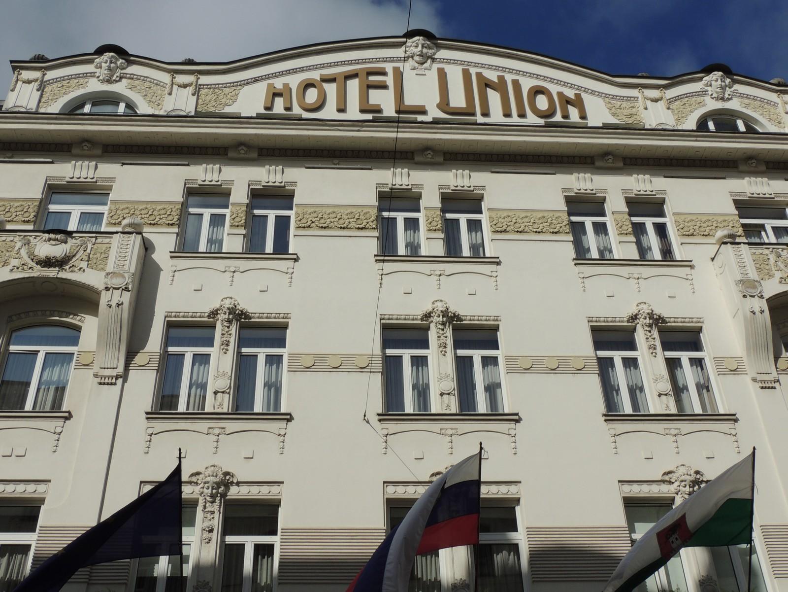 Hotel Union Laibach