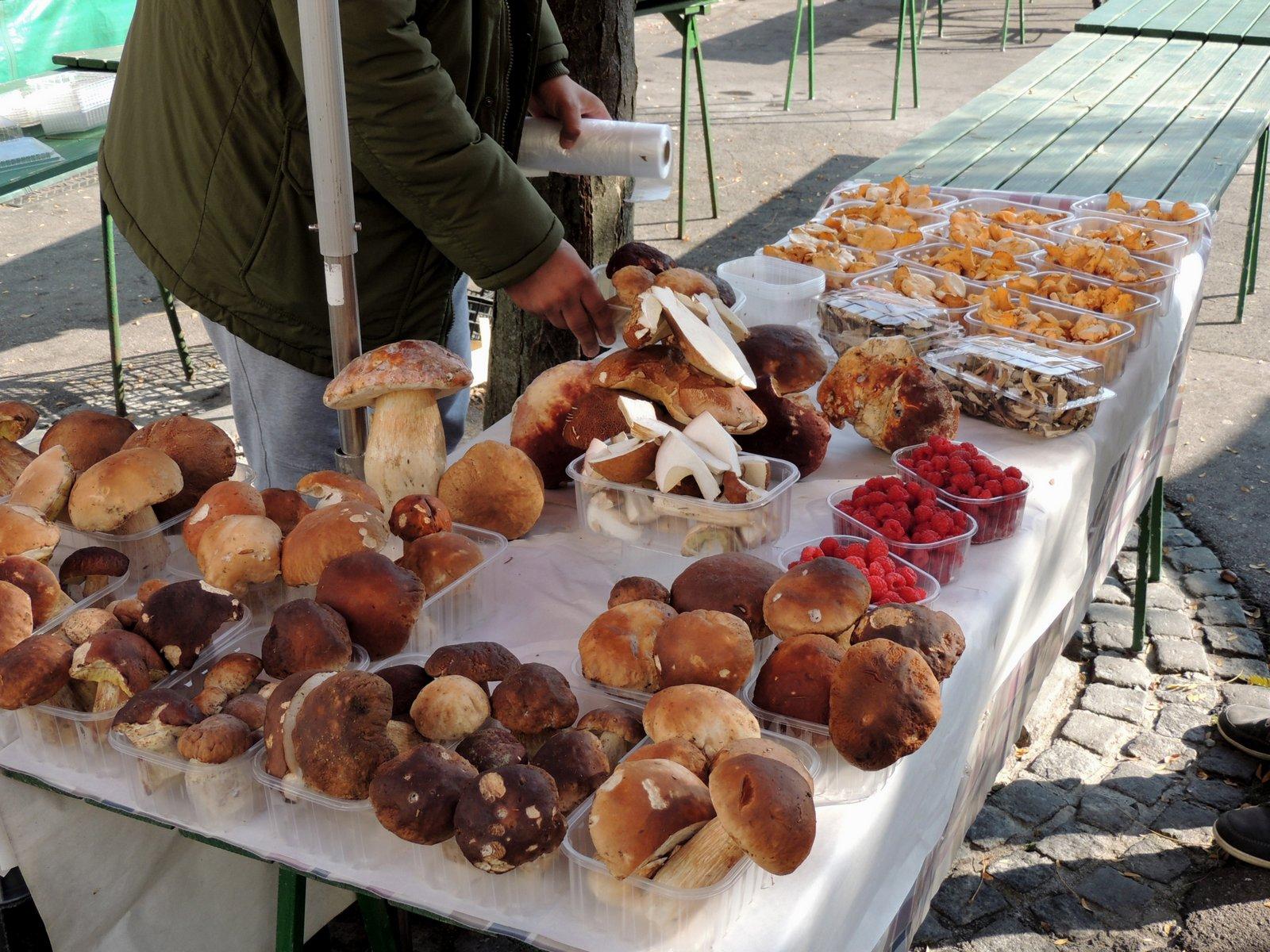 Ljubljana - Zentralmarkt