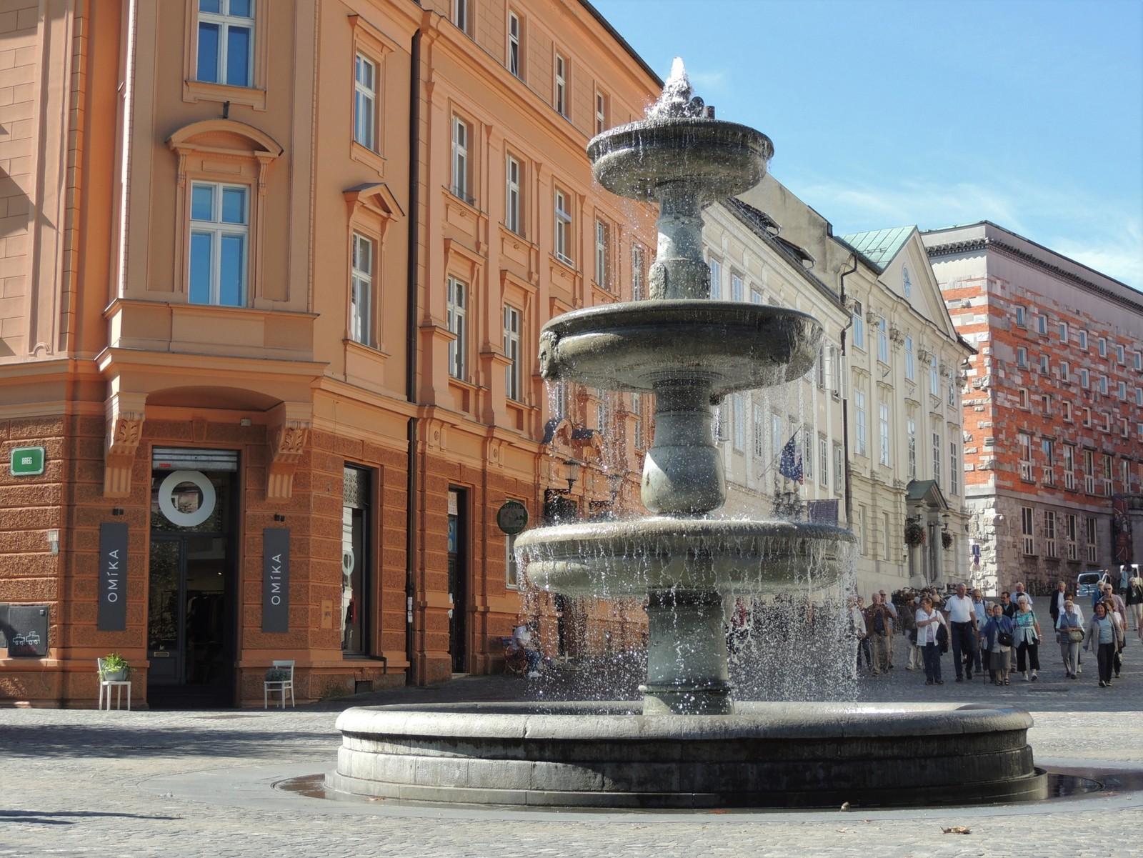 Neumarkt - Ljubljana