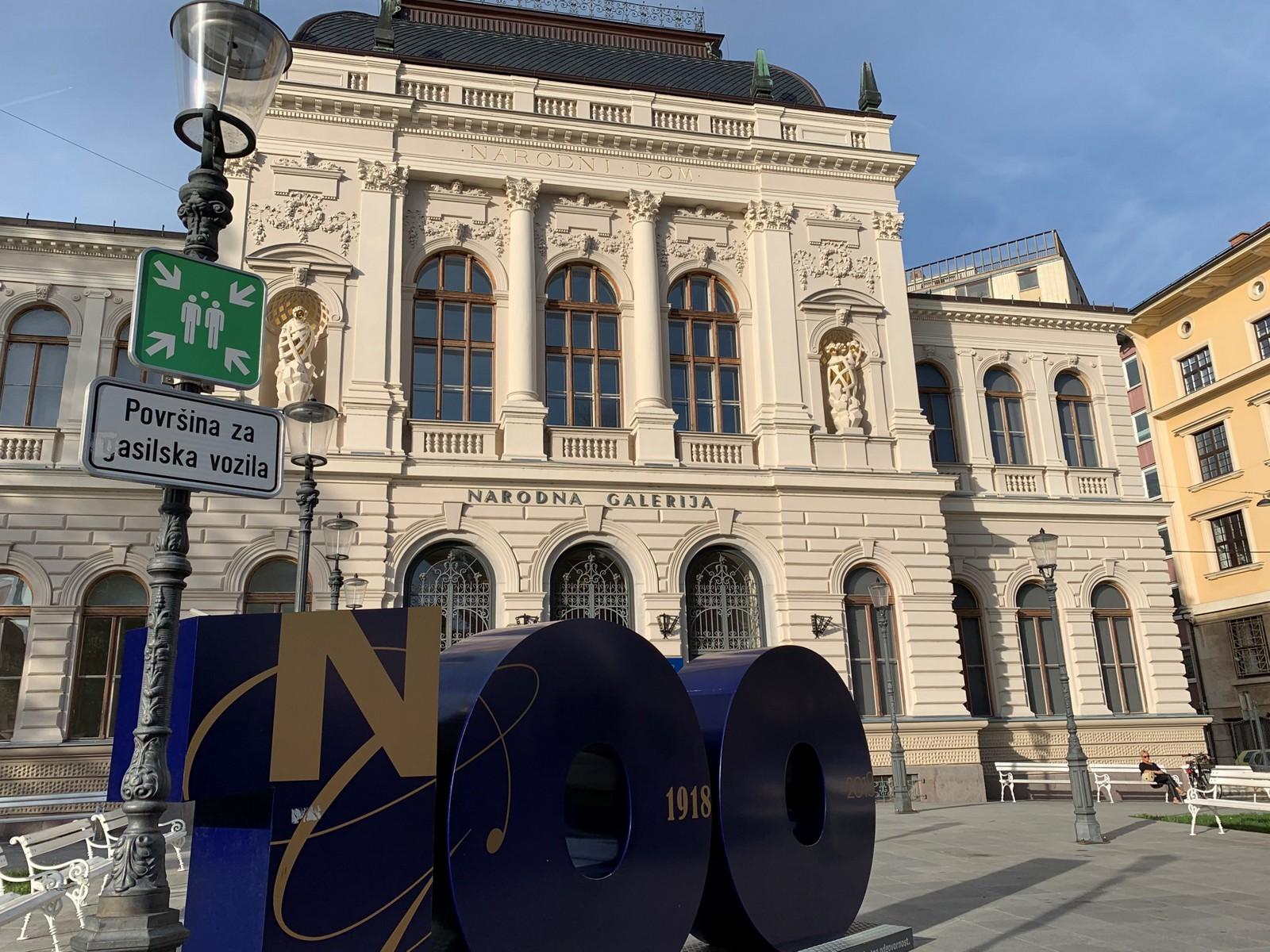 Ljubljana - National Galerie