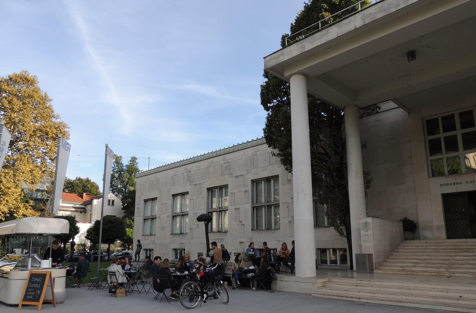 Ljubljana - Moderne Galerie
