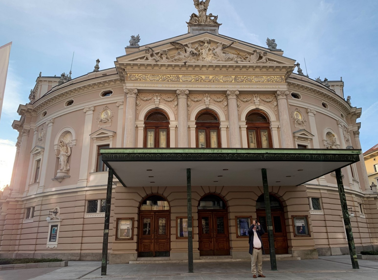 Oper - Ljubljana