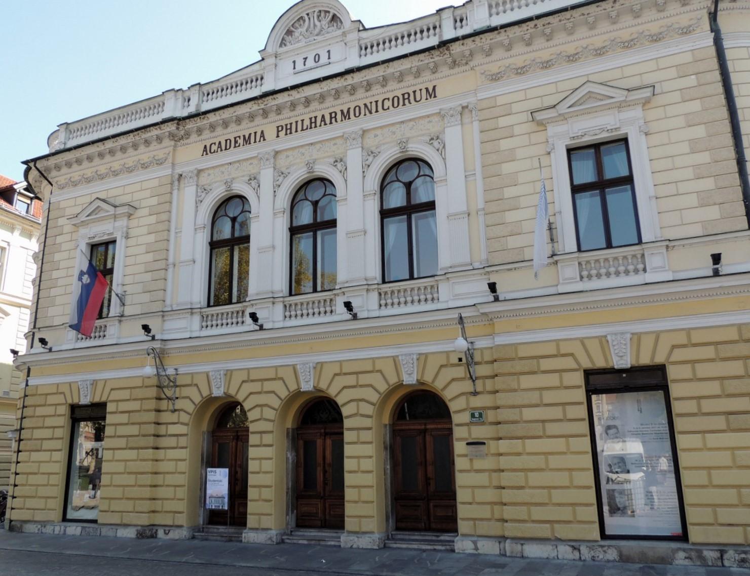 Philharmonie - Ljubljana