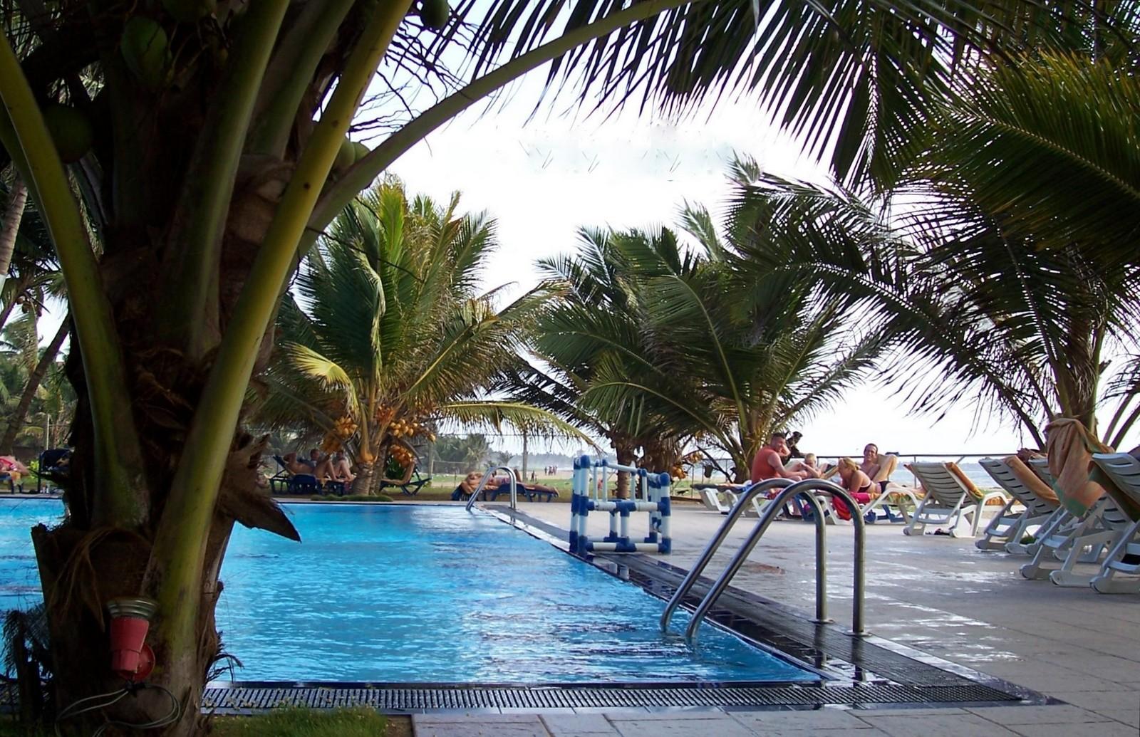 Hotel Camelot in Negombo - Ceylon