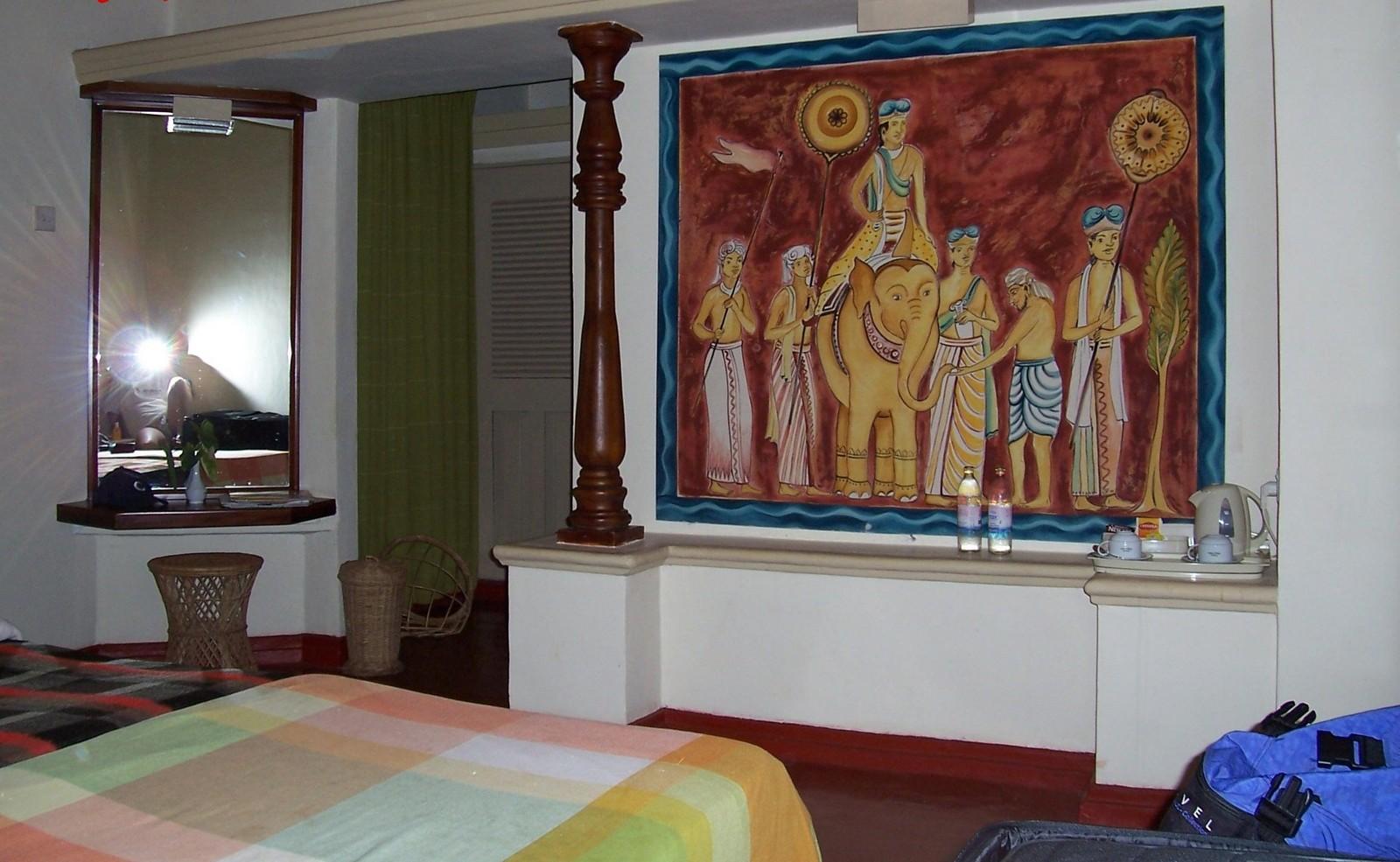 Hotel Sigiriya - Ceylon