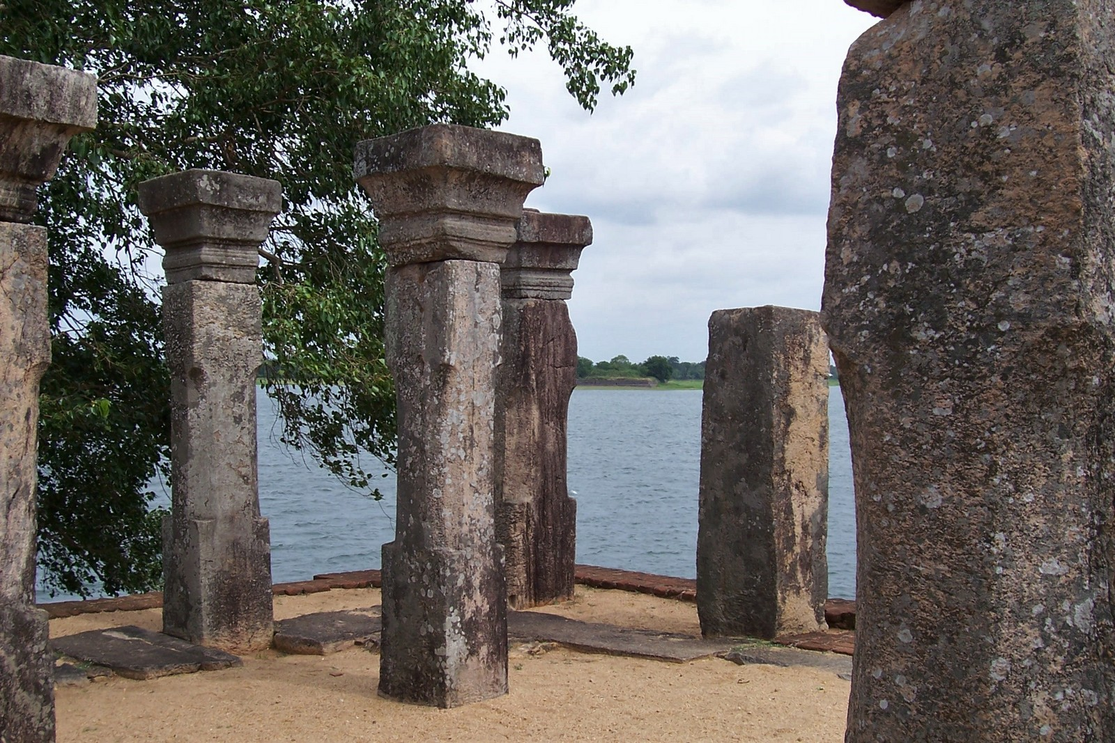 Königsstadt Polonnaruwa - Ceylon
