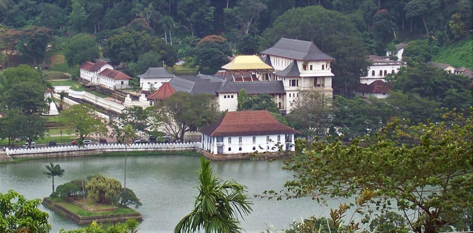 Zahntempel - Kandy - Ceylon